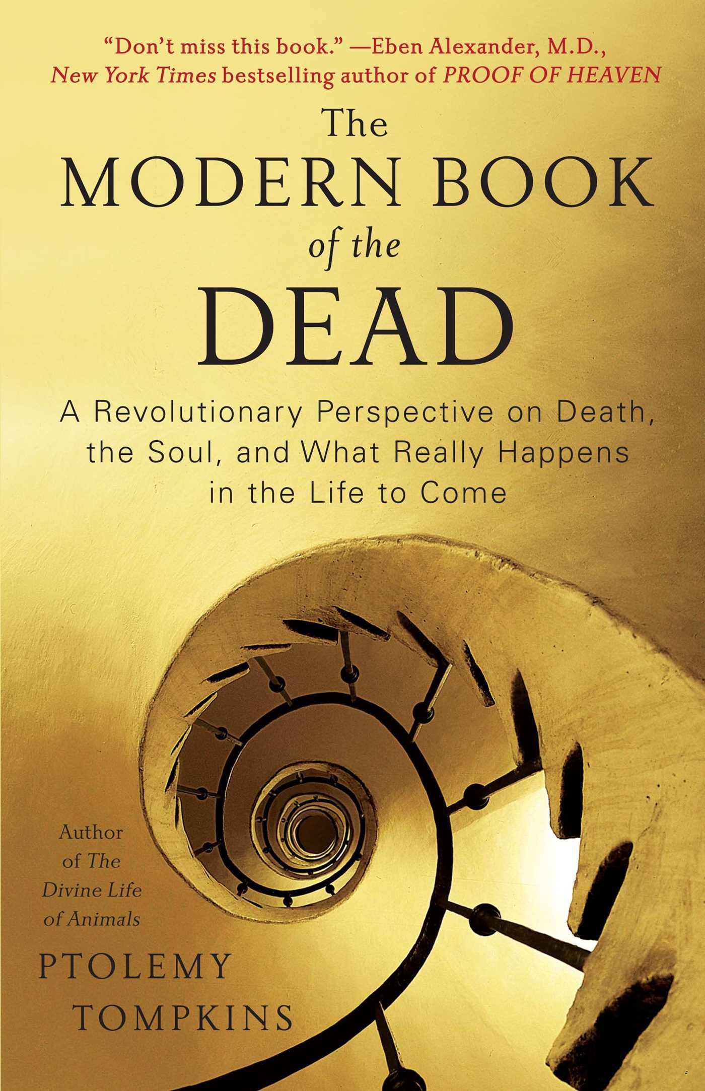 The modern book of the dead 9781451616538 hr