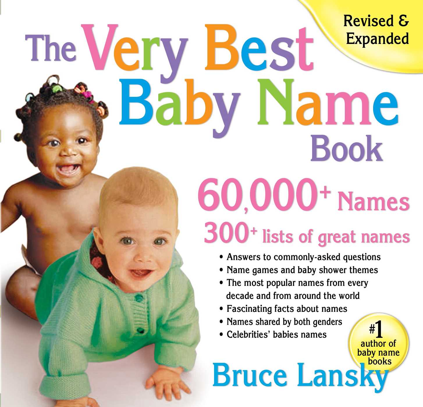 The very best baby name book 9781451619324 hr