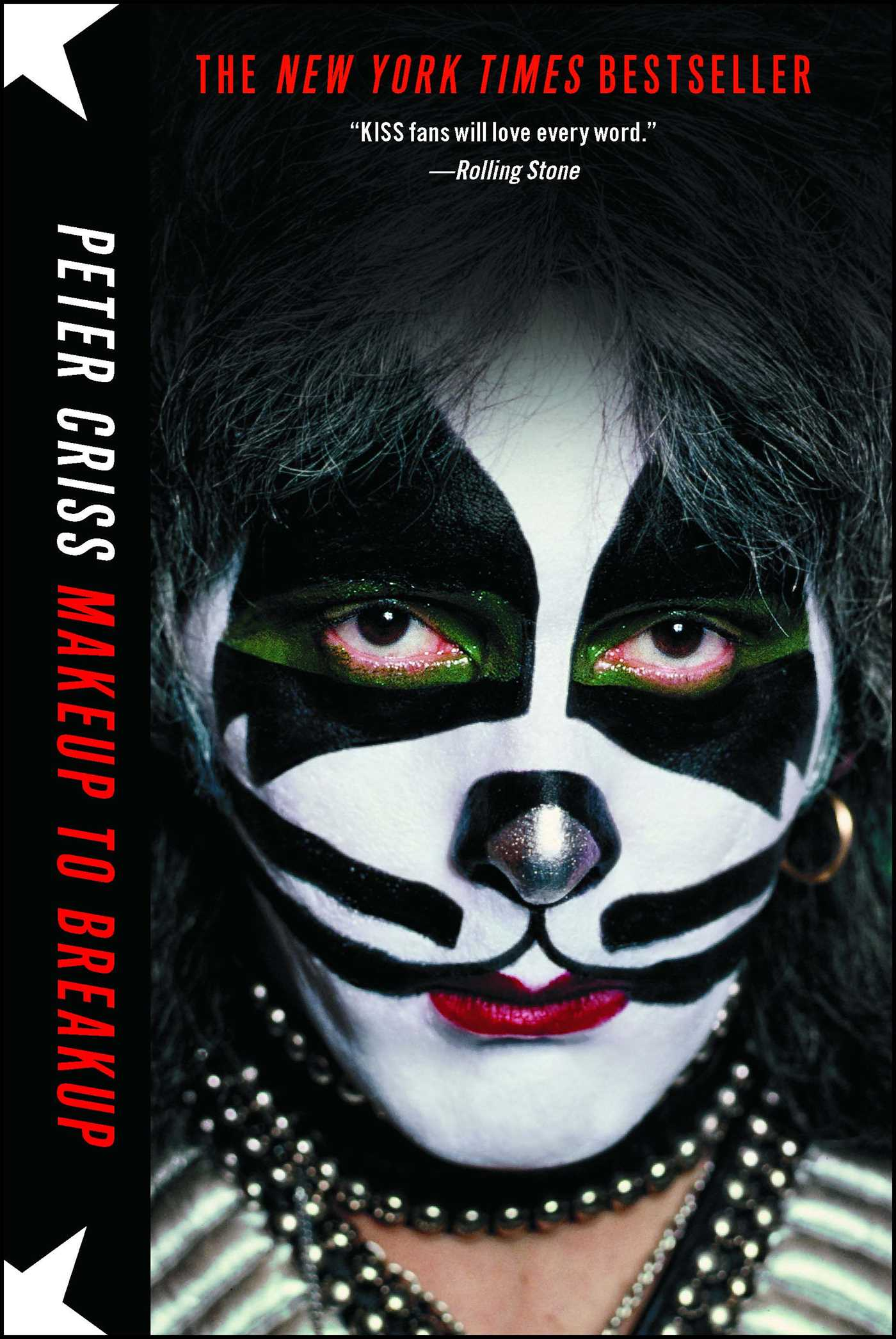 Makeup To Breakup  Book By Peter Criss, Larry Sloman  Official Publisher  Page  Simon & Schuster