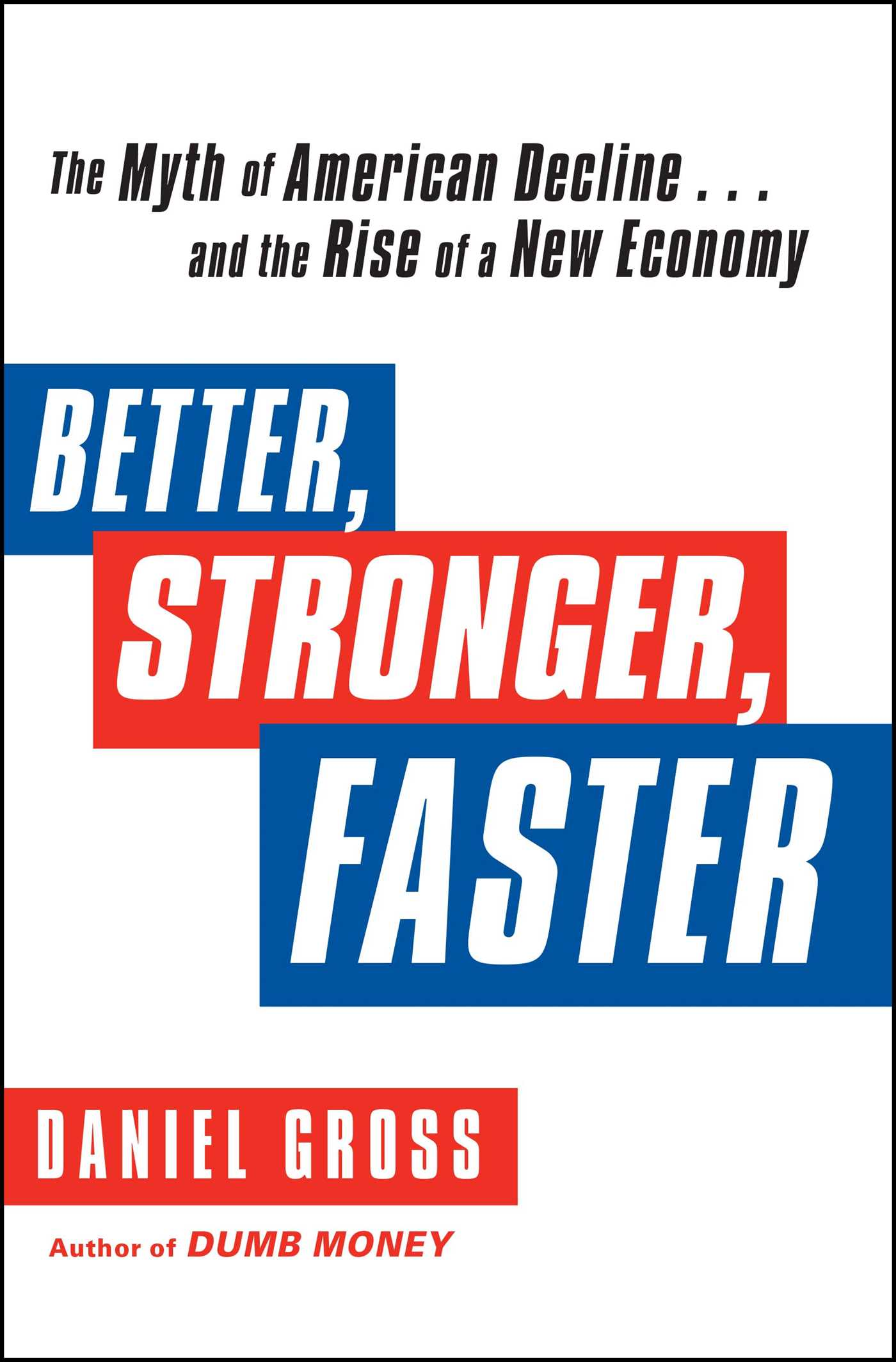 Better stronger faster 9781451621358 hr