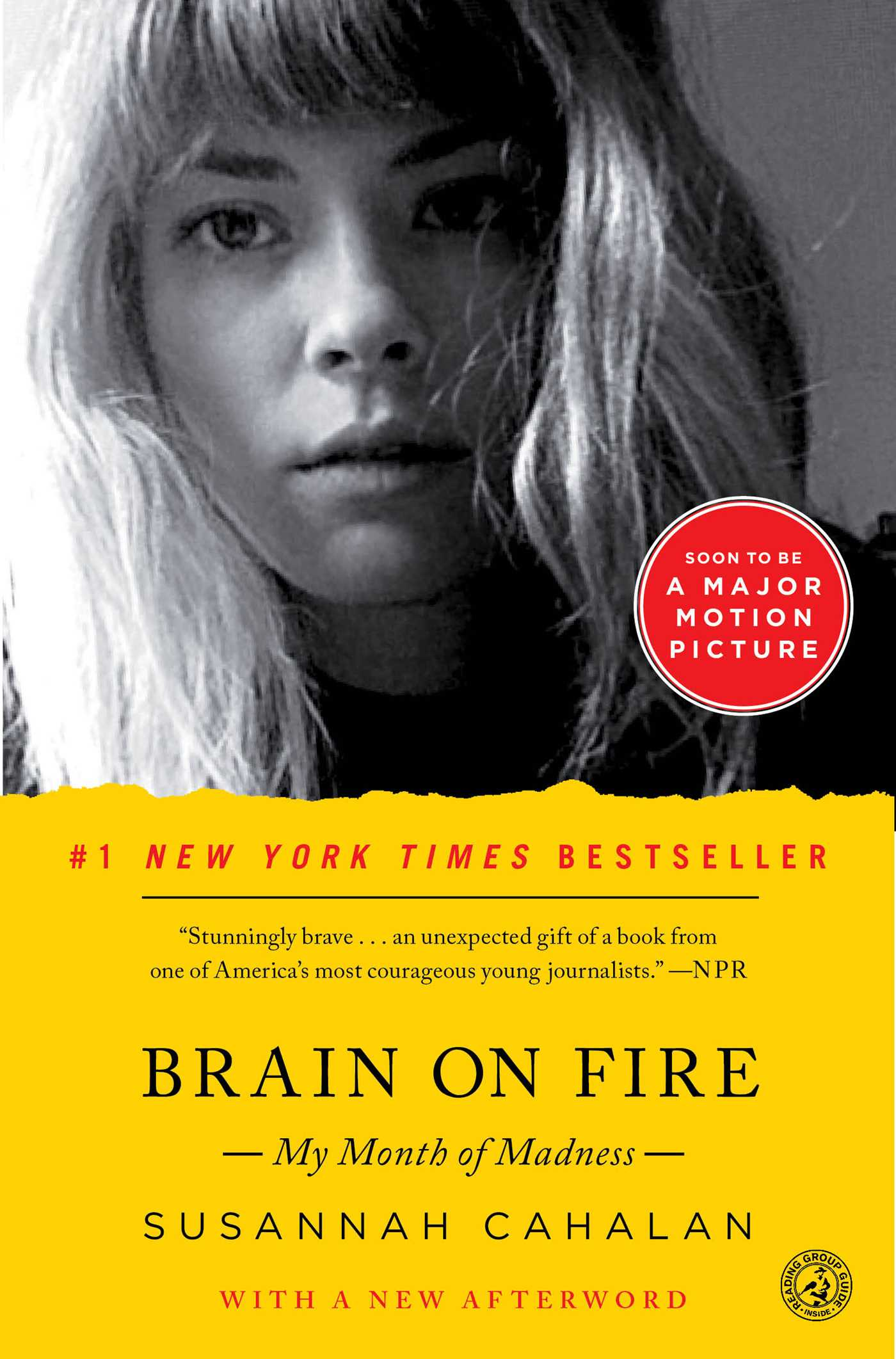 Brain on fire 9781451621389 hr