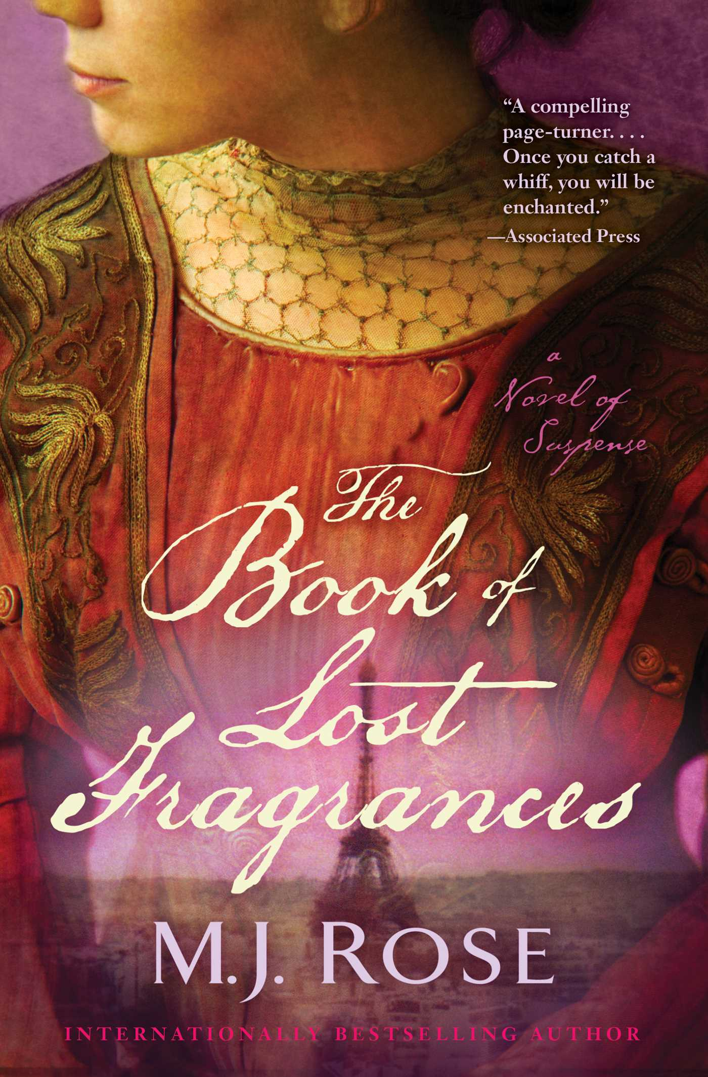 The book of lost fragrances 9781451621495 hr