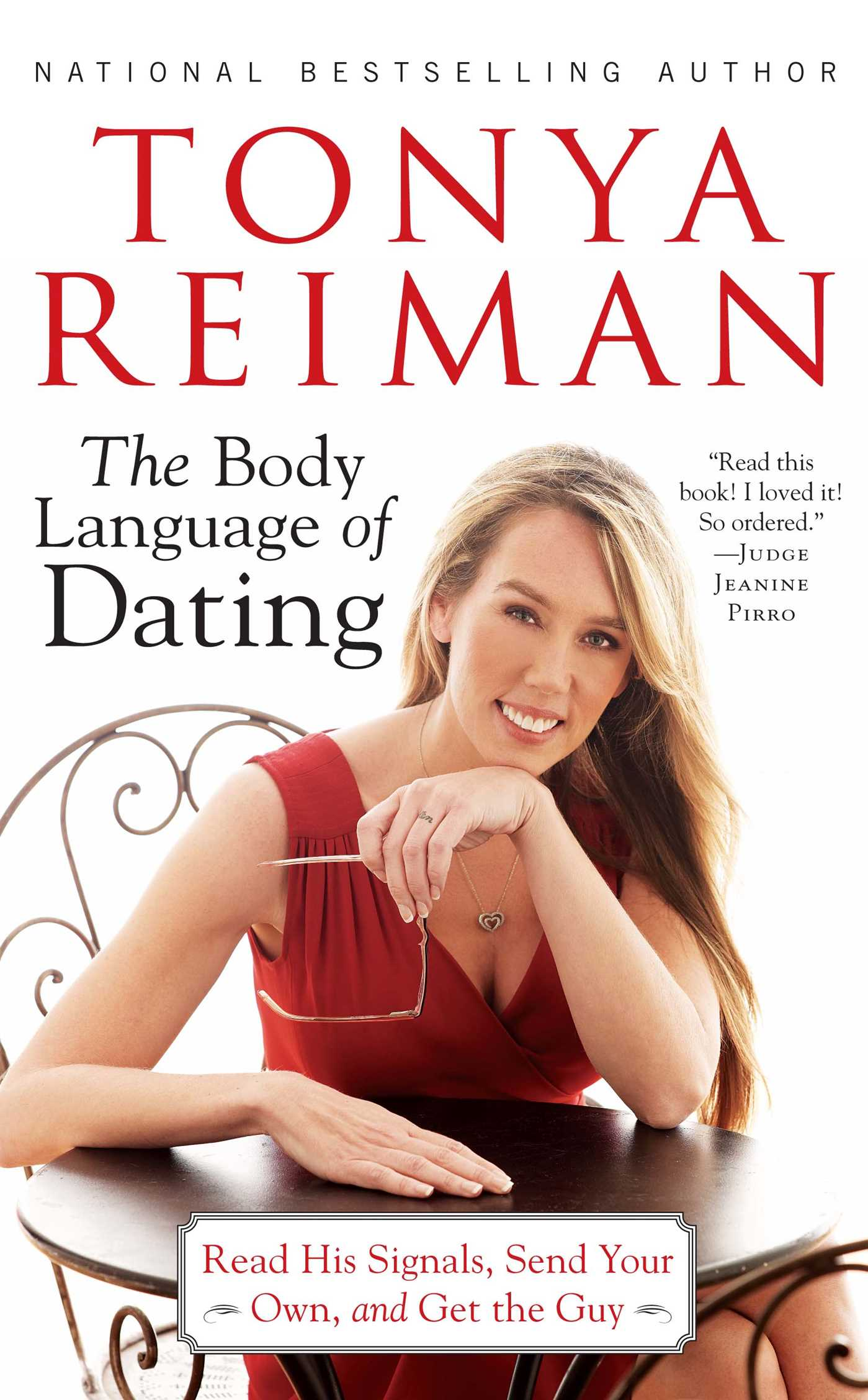 The body language of dating 9781451624366 hr