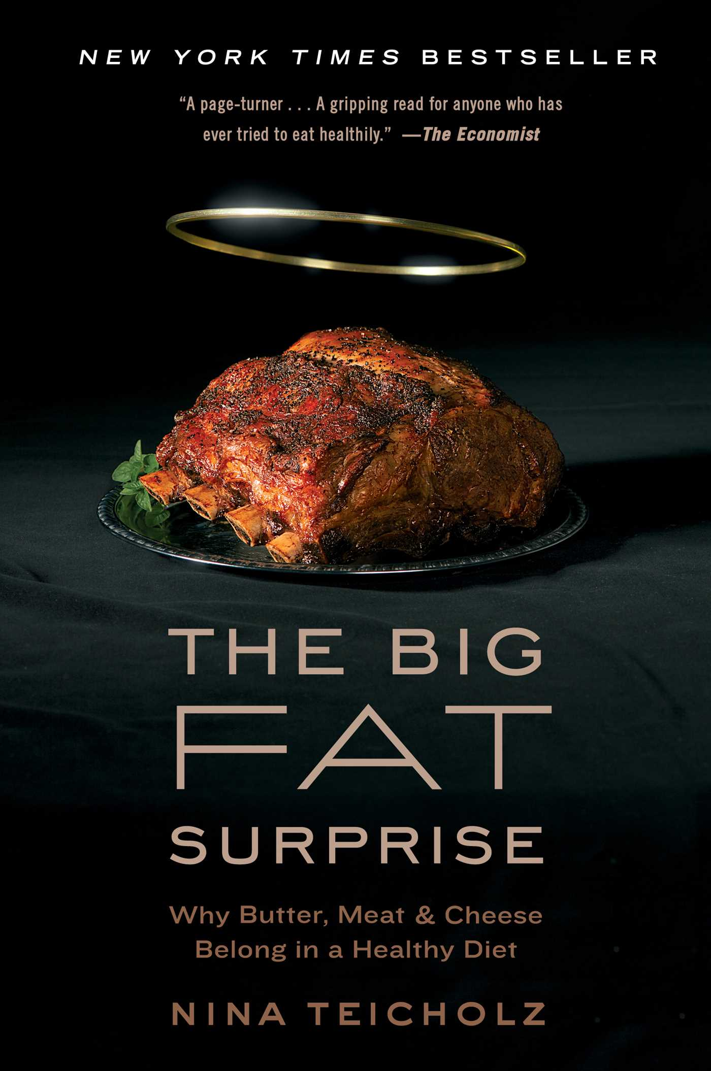 Big fat surprise 9781451624434 hr