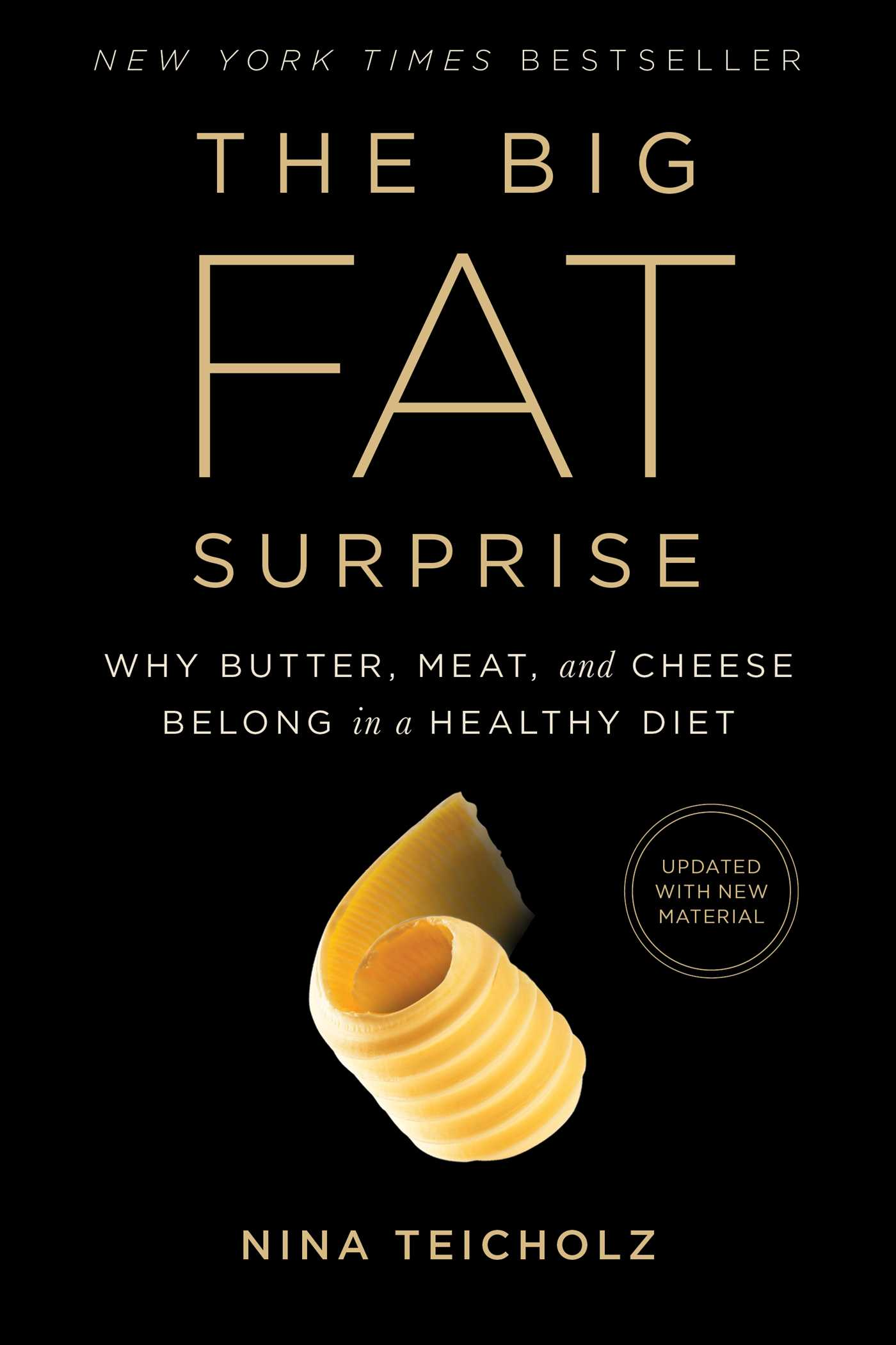 The big fat surprise 9781451624441 hr