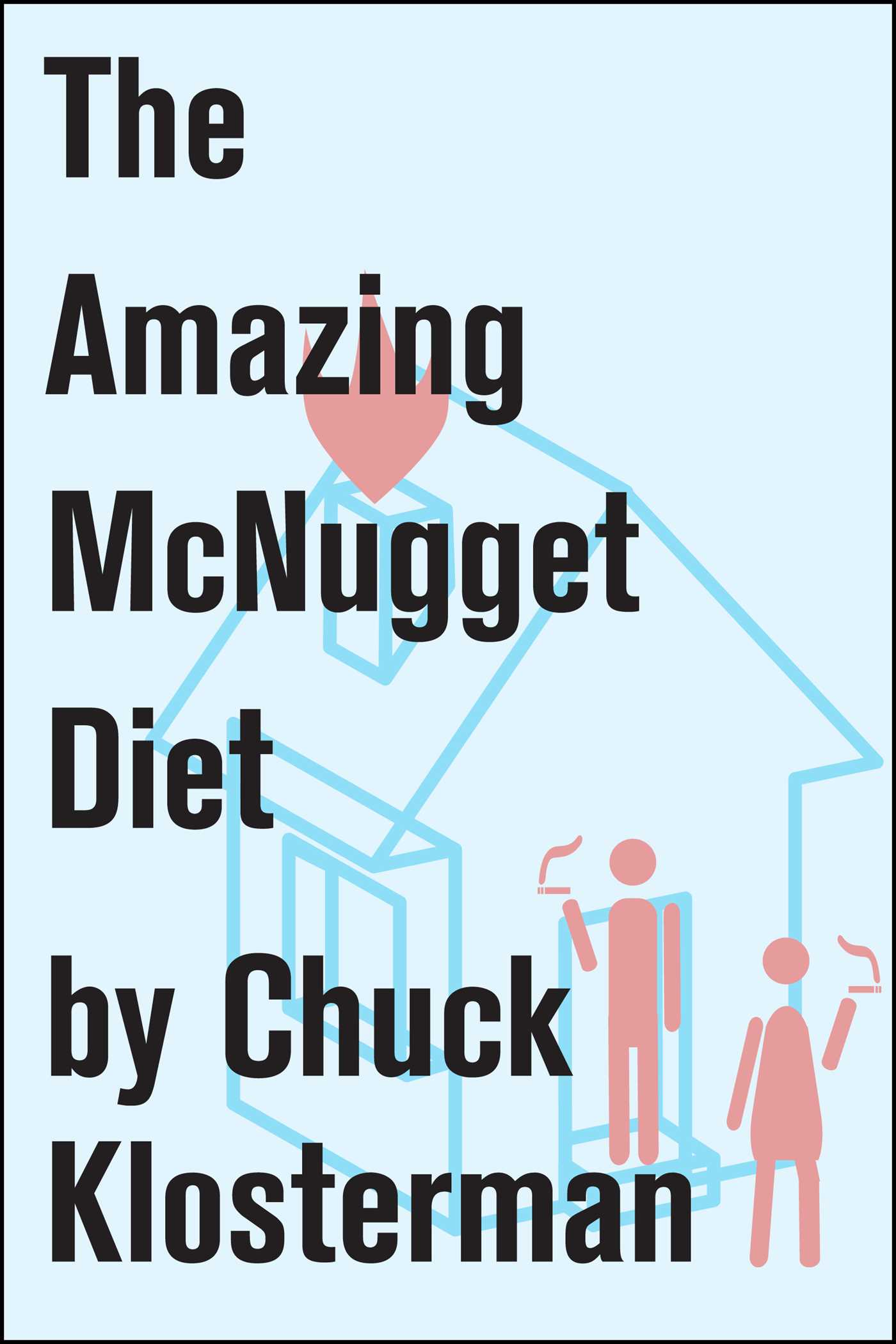 The amazing mcnugget diet 9781451624991 hr