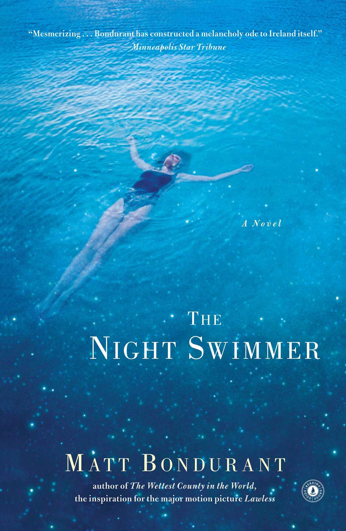 The night swimmer 9781451625318 hr