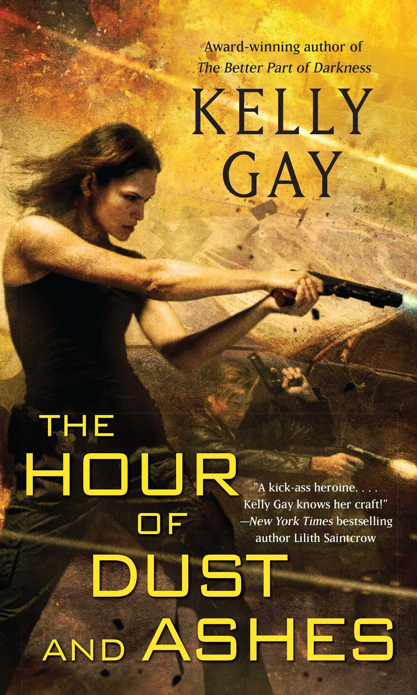 The hour of dust and ashes 9781451625493 hr