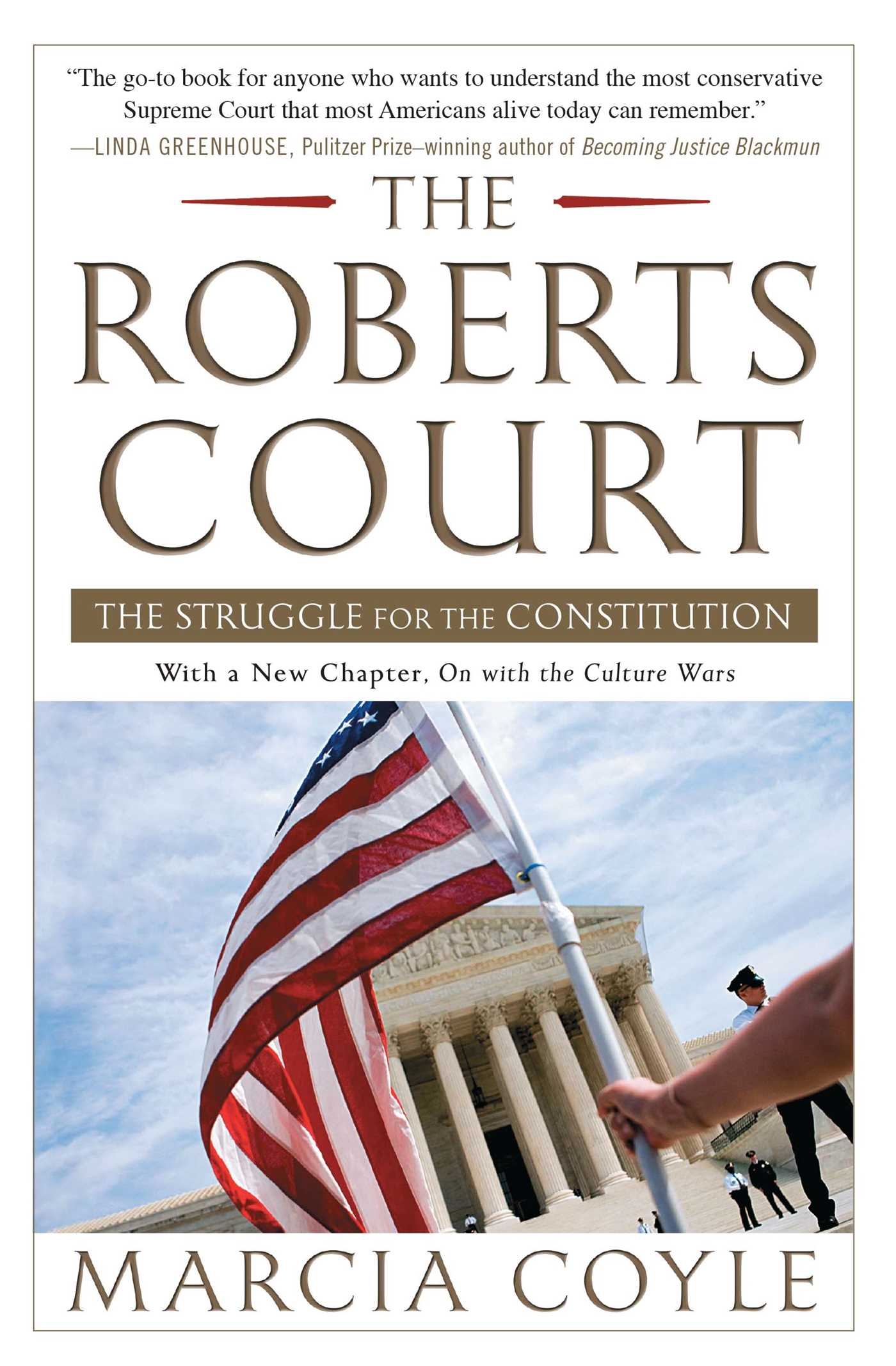 The roberts court 9781451627527 hr