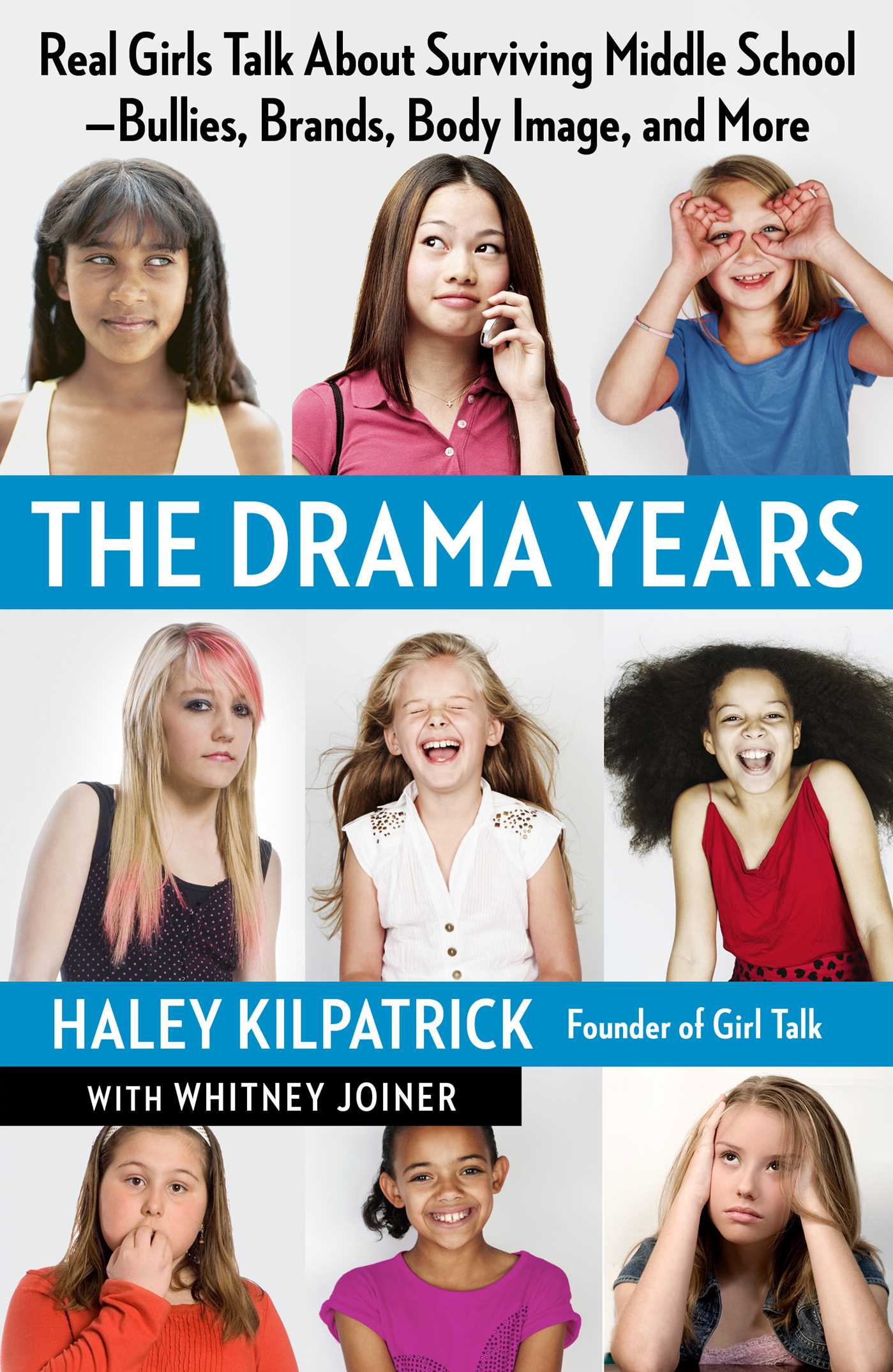 The drama years 9781451627923 hr
