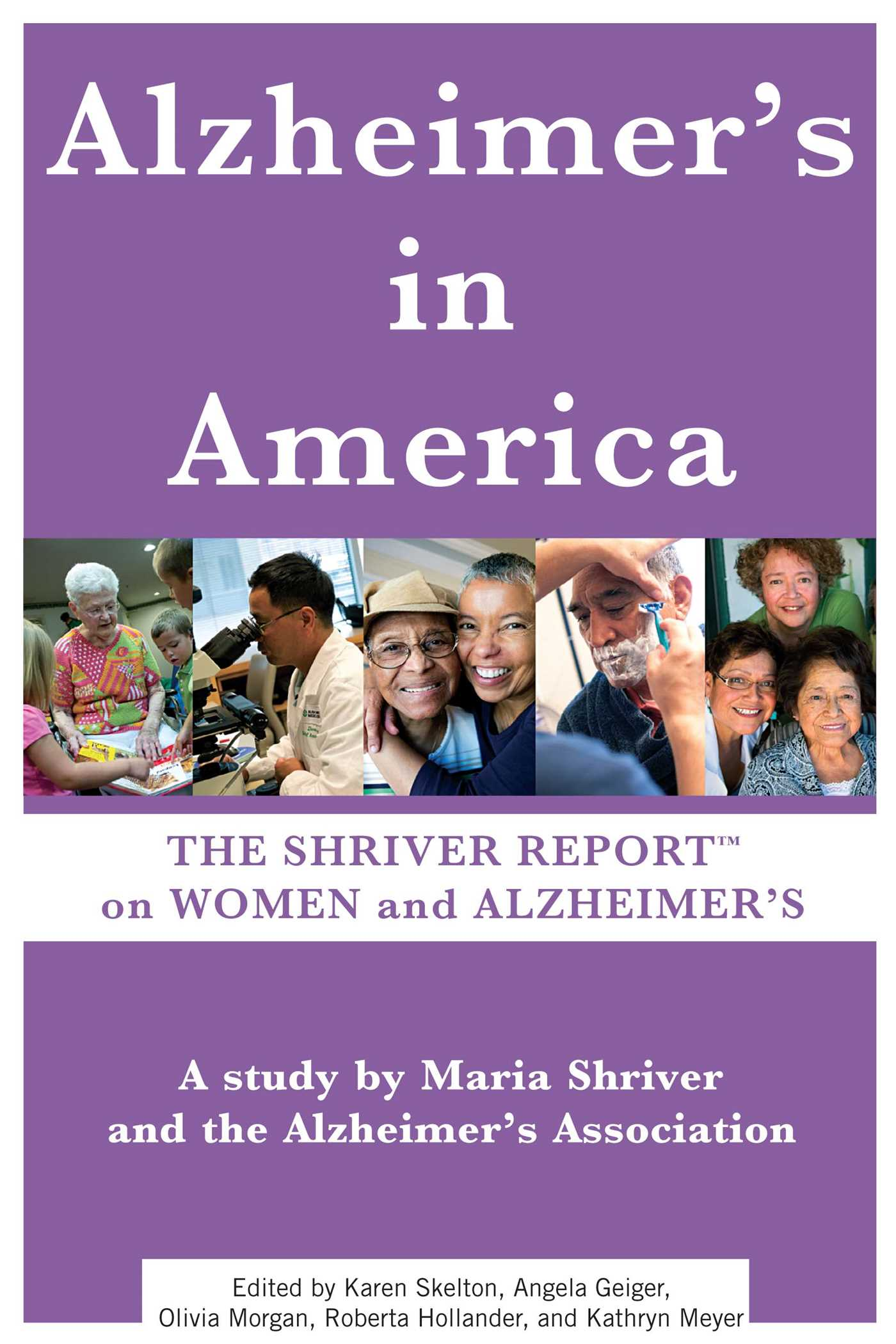 The shriver report a womans nation takes on alzheimers 9781451628999 hr