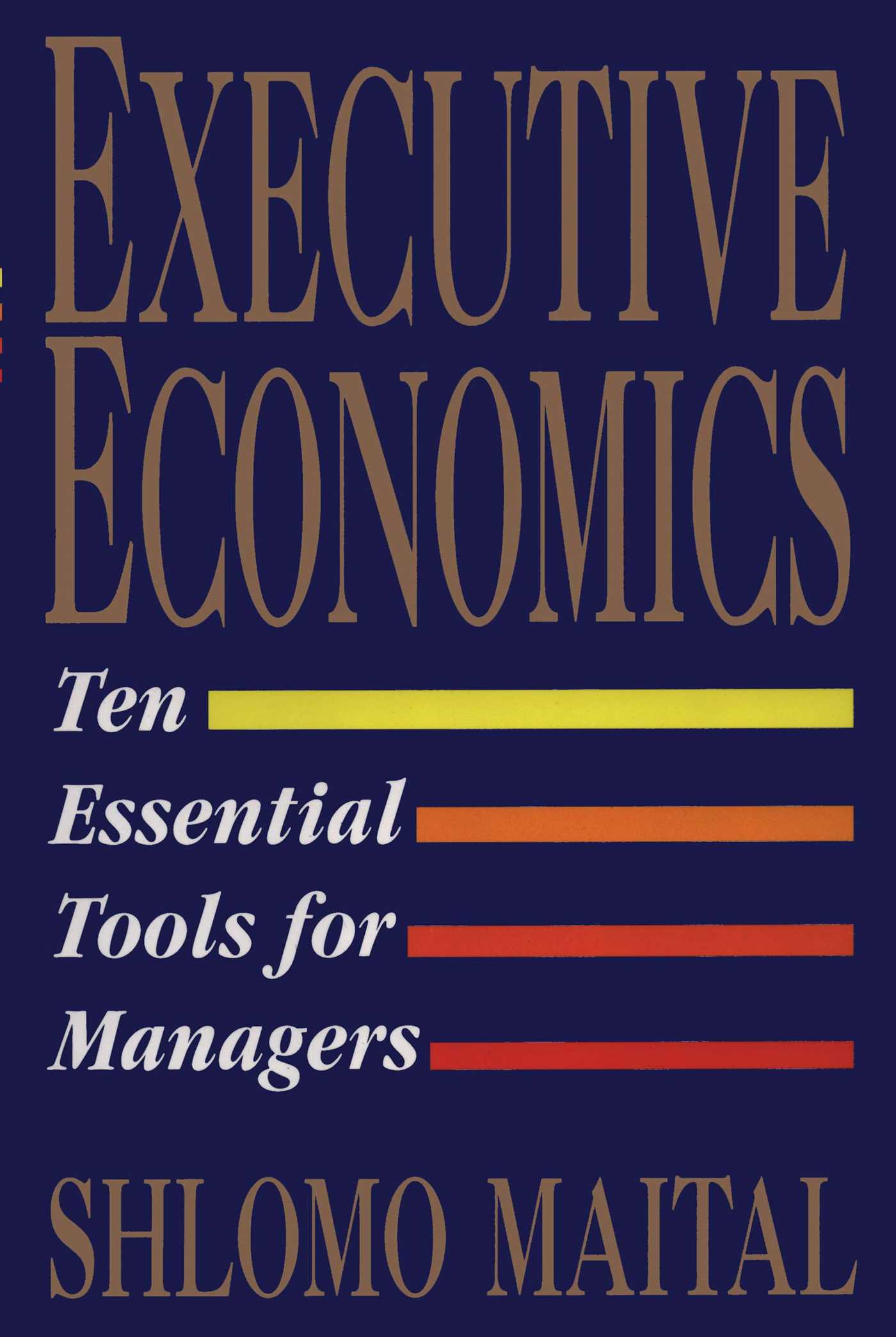 Executive economics 9781451631593 hr