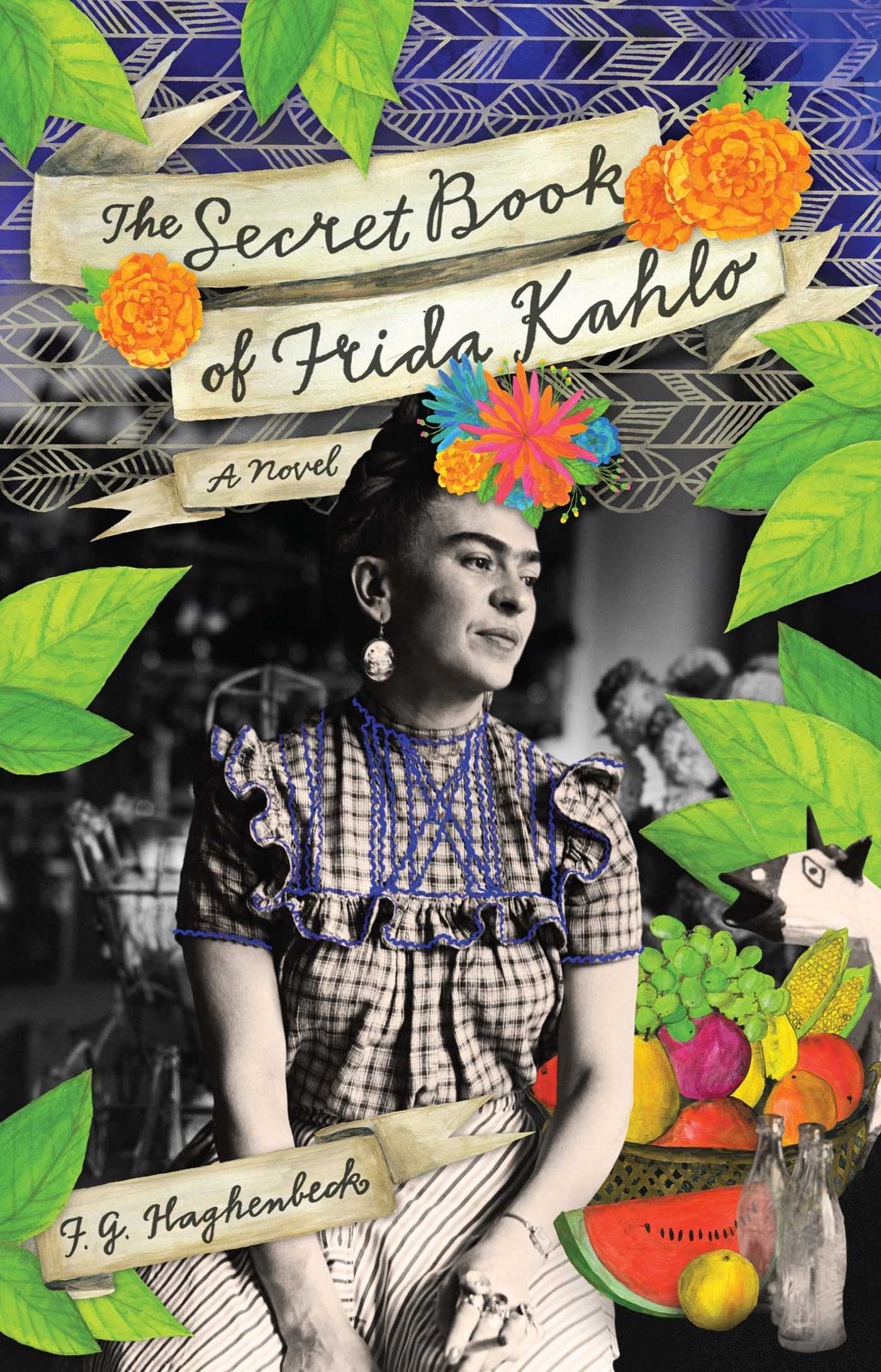The secret book of frida kahlo 9781451632835 hr