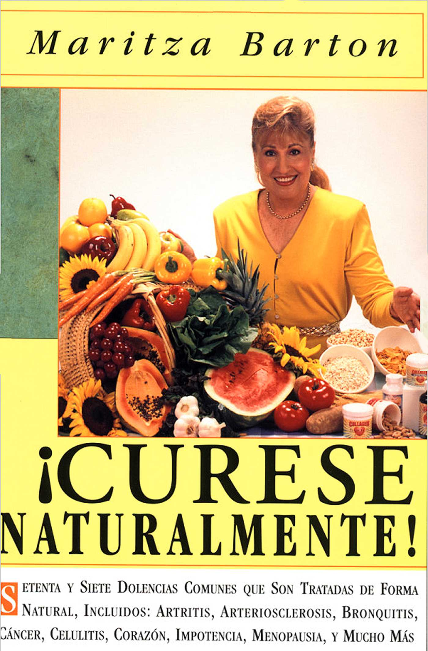 Curese naturaltmente 9781451634983 hr