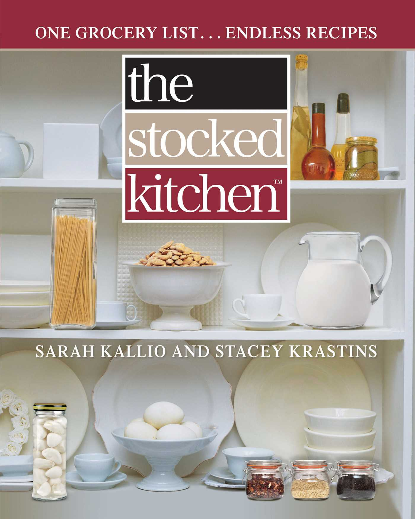 The stocked kitchen 9781451635379 hr
