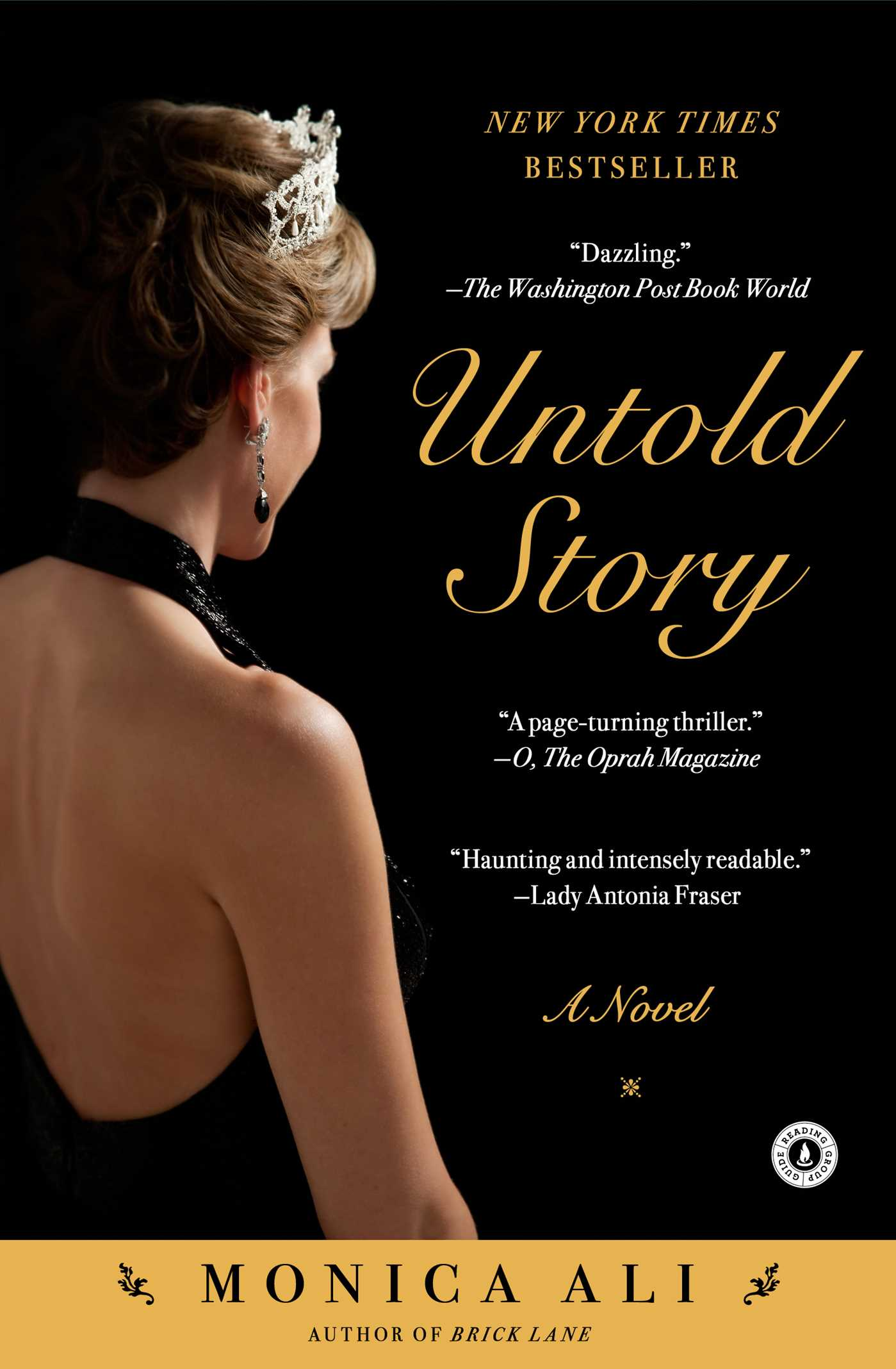Book Cover Image (jpg): Untold Story Ebook 9781451635515