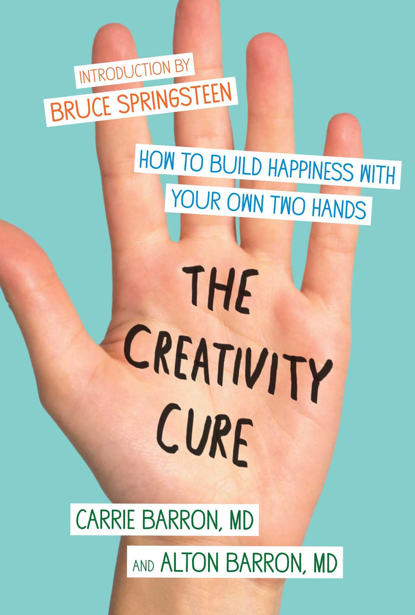 The creativity cure 9781451636802 hr