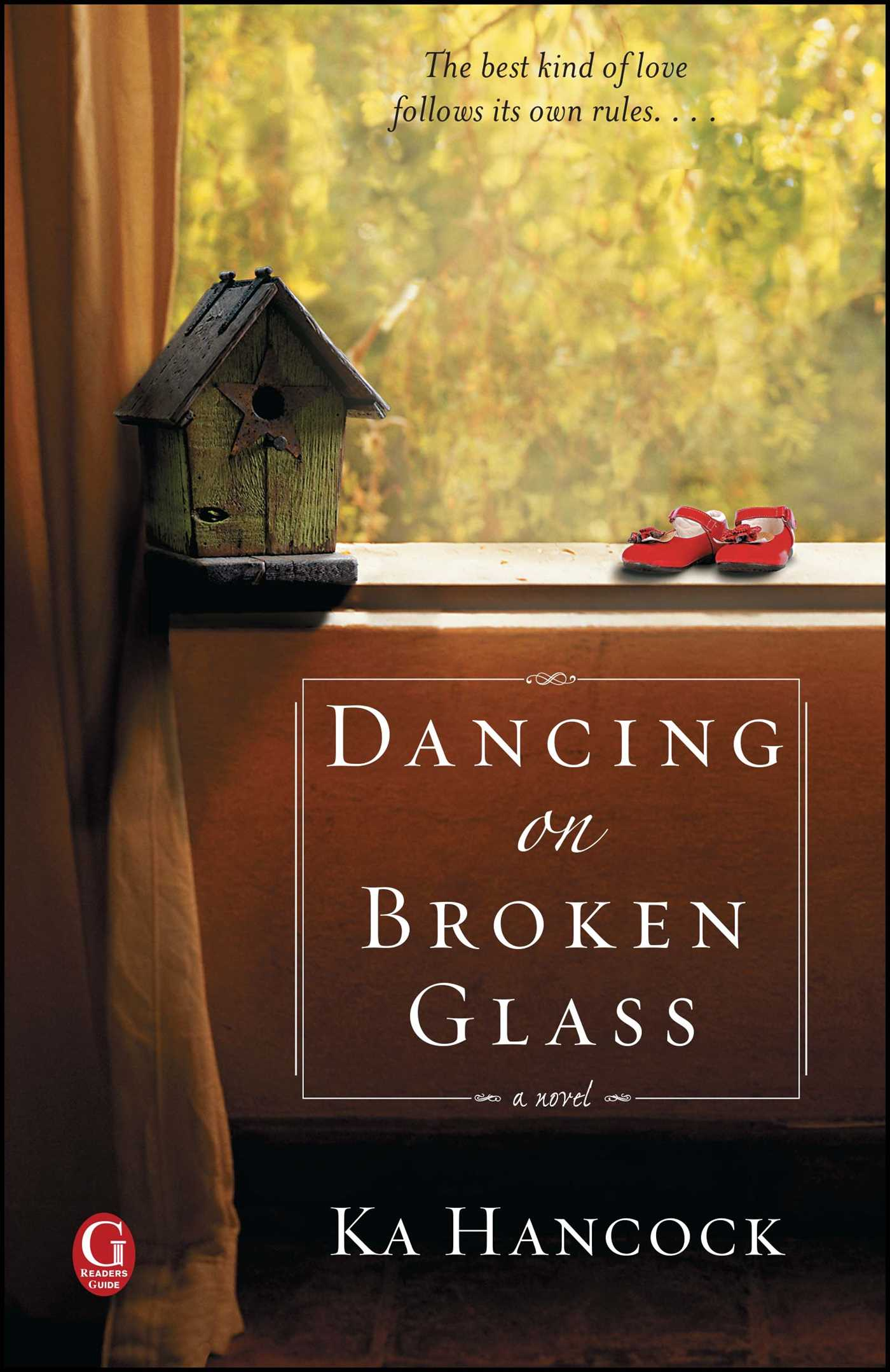 Dancing on broken glass 9781451637373 hr