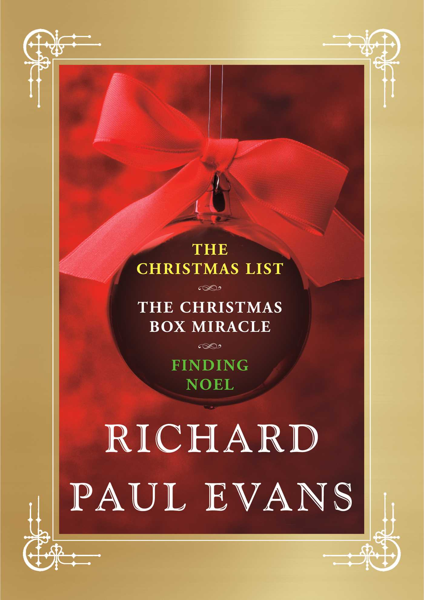 Richard paul evans ebook christmas set 9781451640144 hr