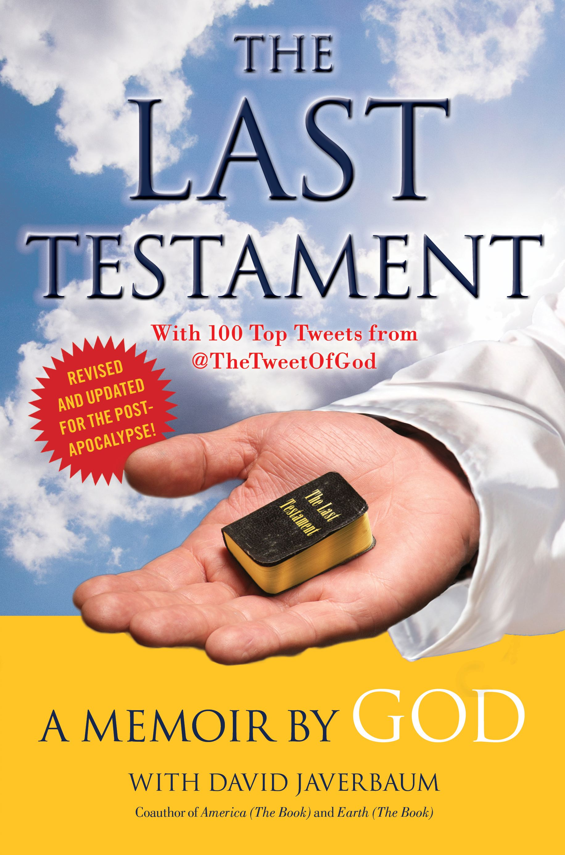 The last testament 9781451640199 hr