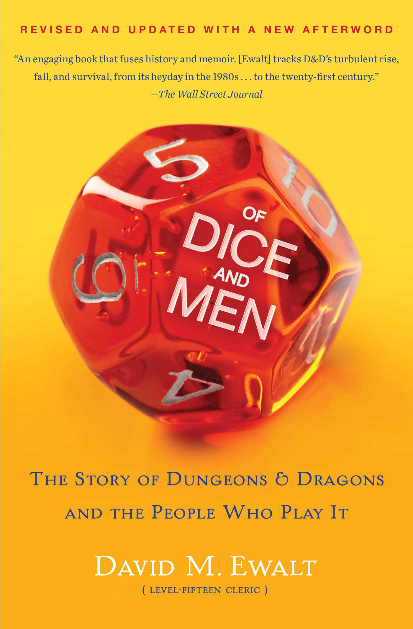 Of dice and men 9781451640519 hr