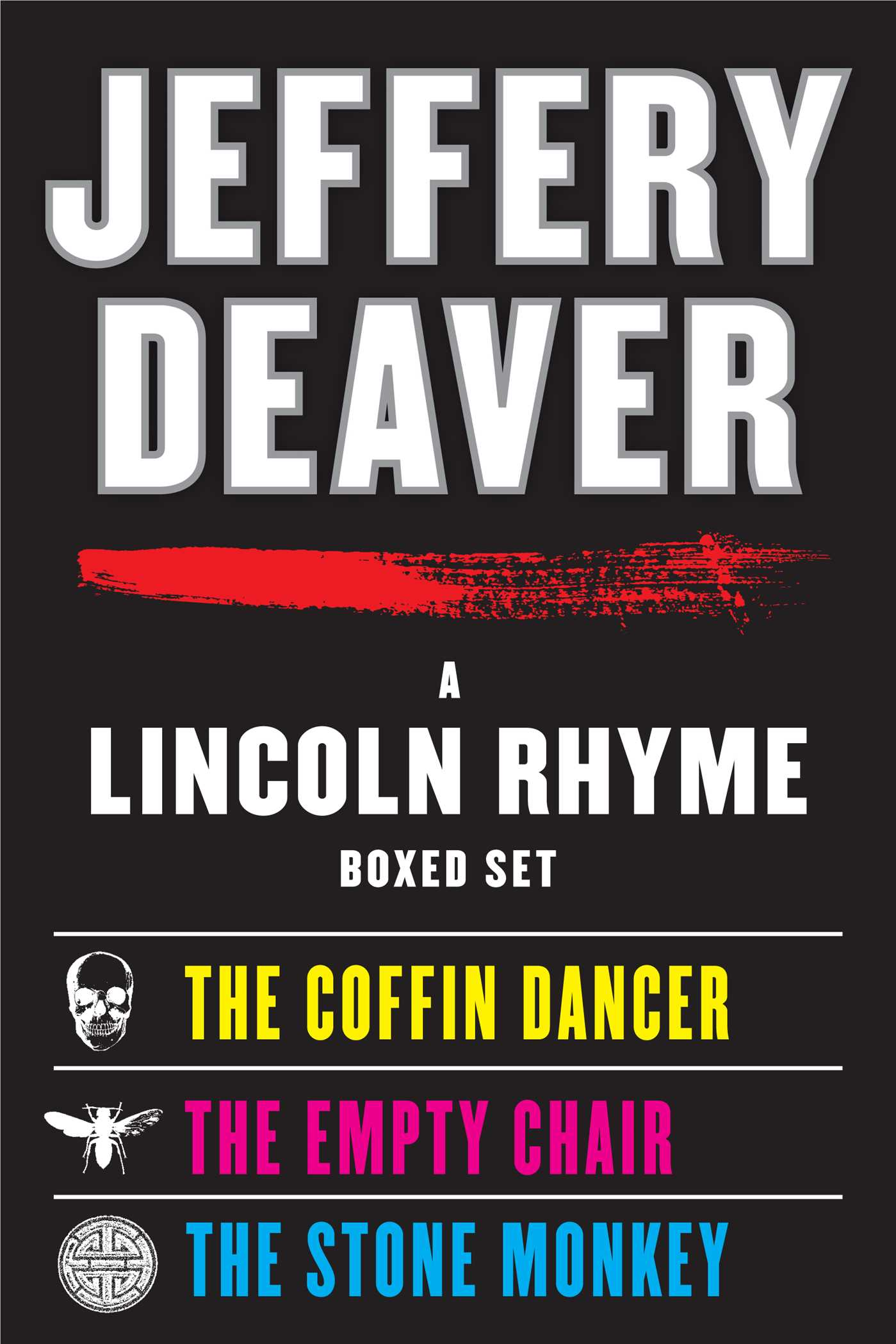 A lincoln rhyme ebook boxed set 9781451640724 hr