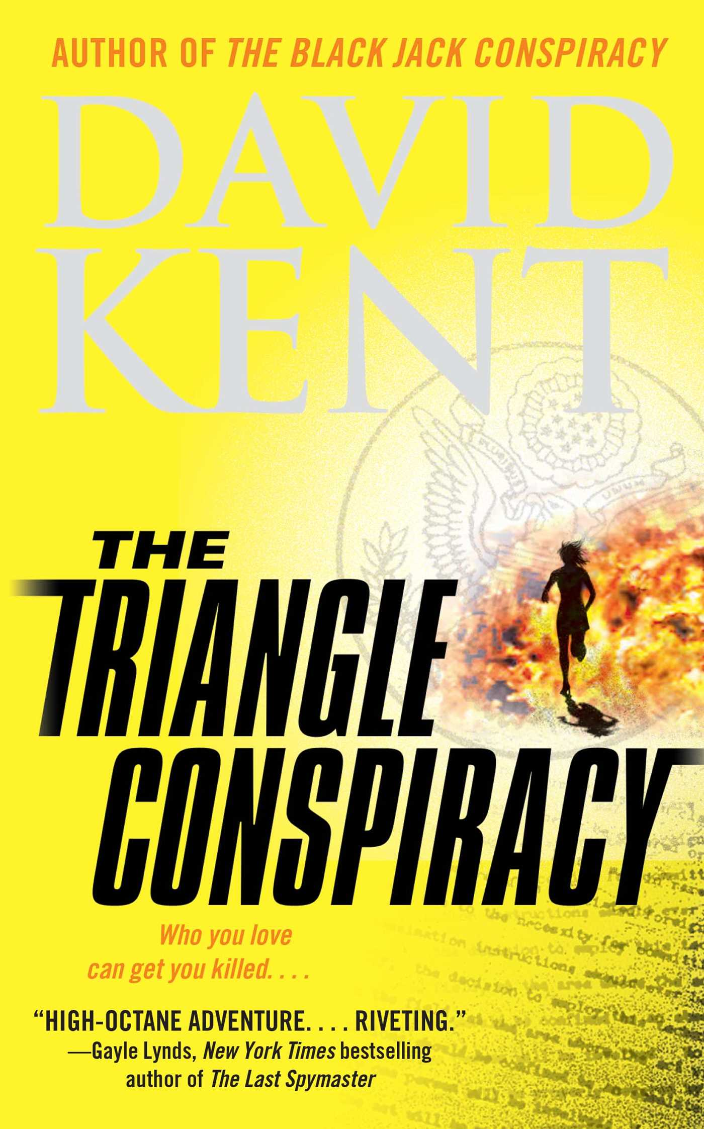 The Triangle Conspiracy 9781451641752 Hr