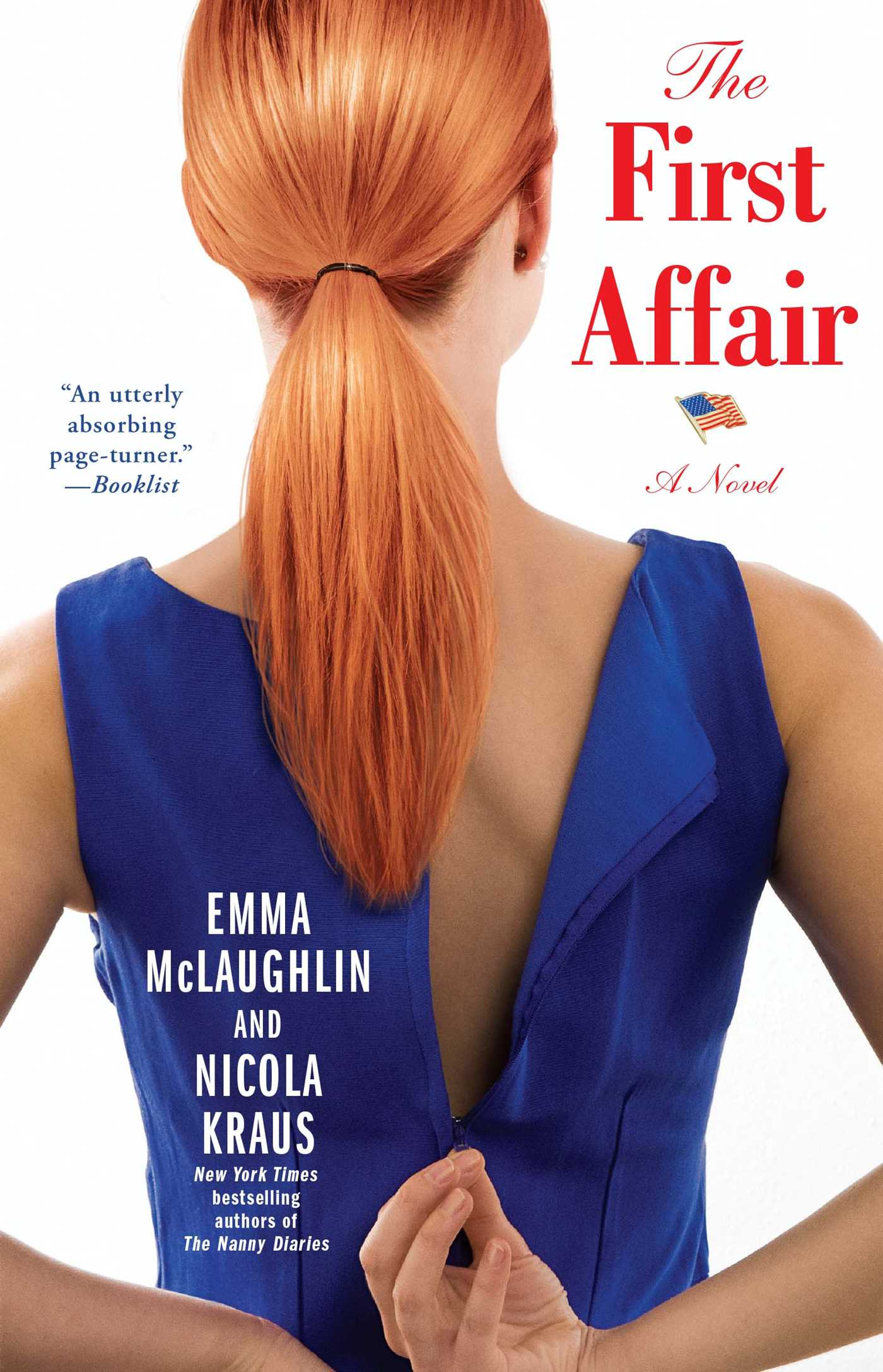 The first affair 9781451643435 hr