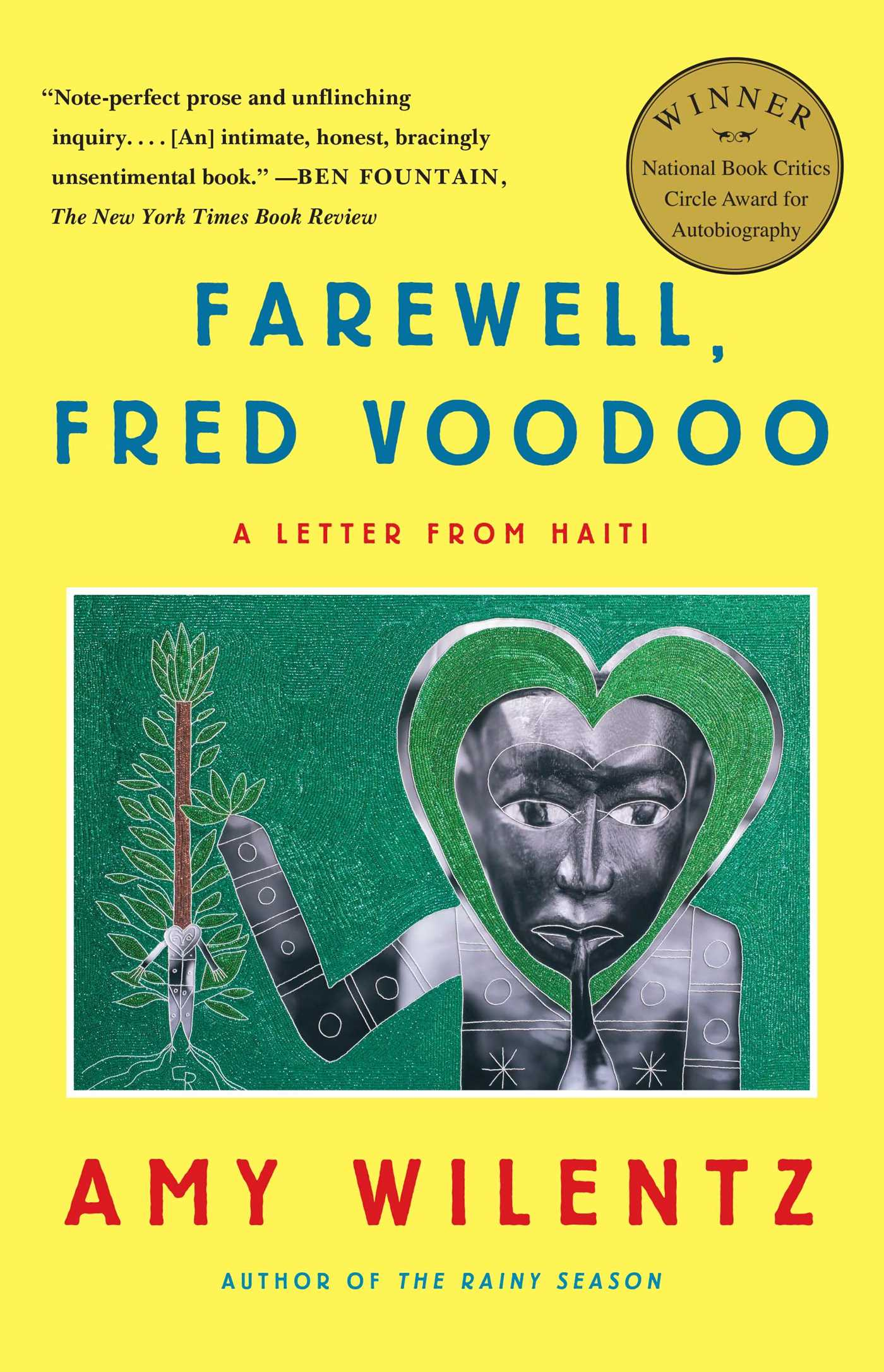 Farewell fred voodoo 9781451644074 hr