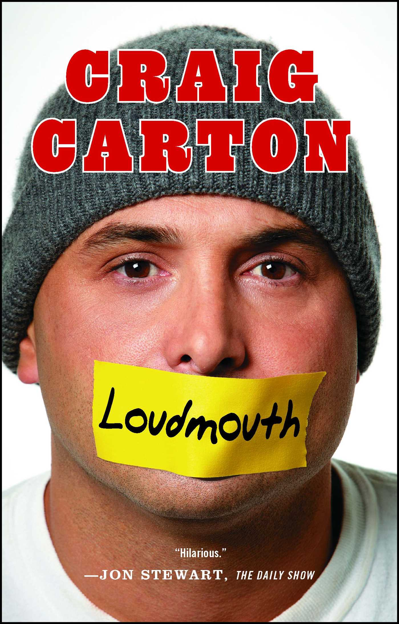 Loudmouth 9781451645743 hr