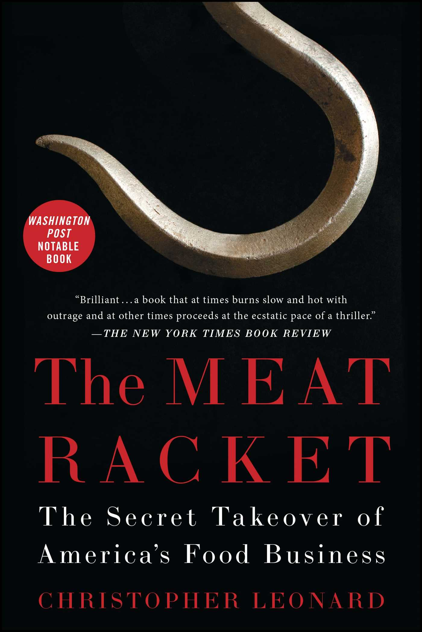 The meat racket 9781451645835 hr