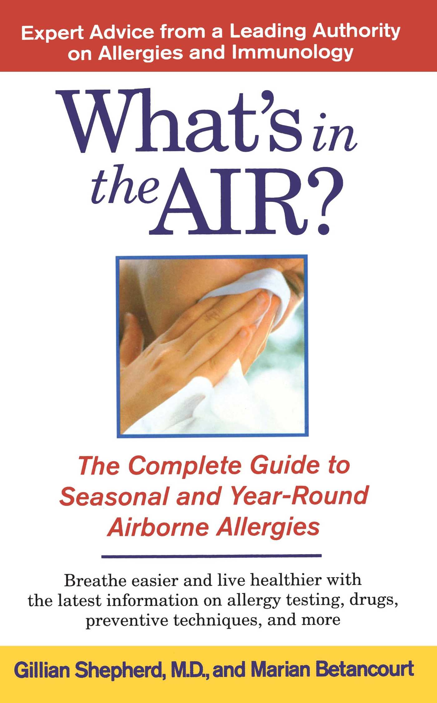 Whats in the air 9781451646399 hr