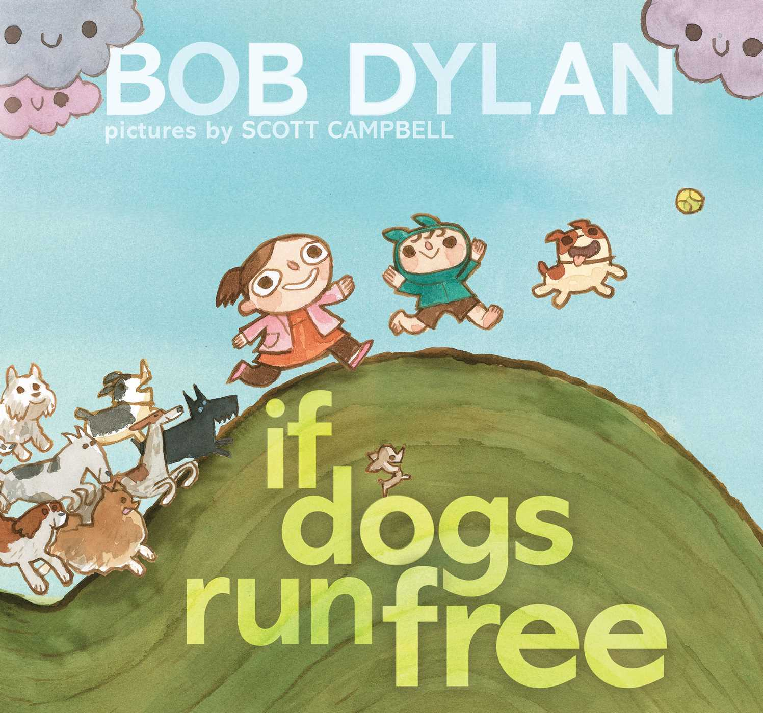 Bob Dylan Dogs Who Run Free