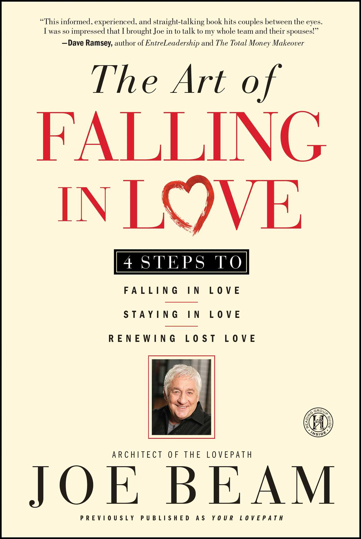 The art of falling in love 9781451649444 hr