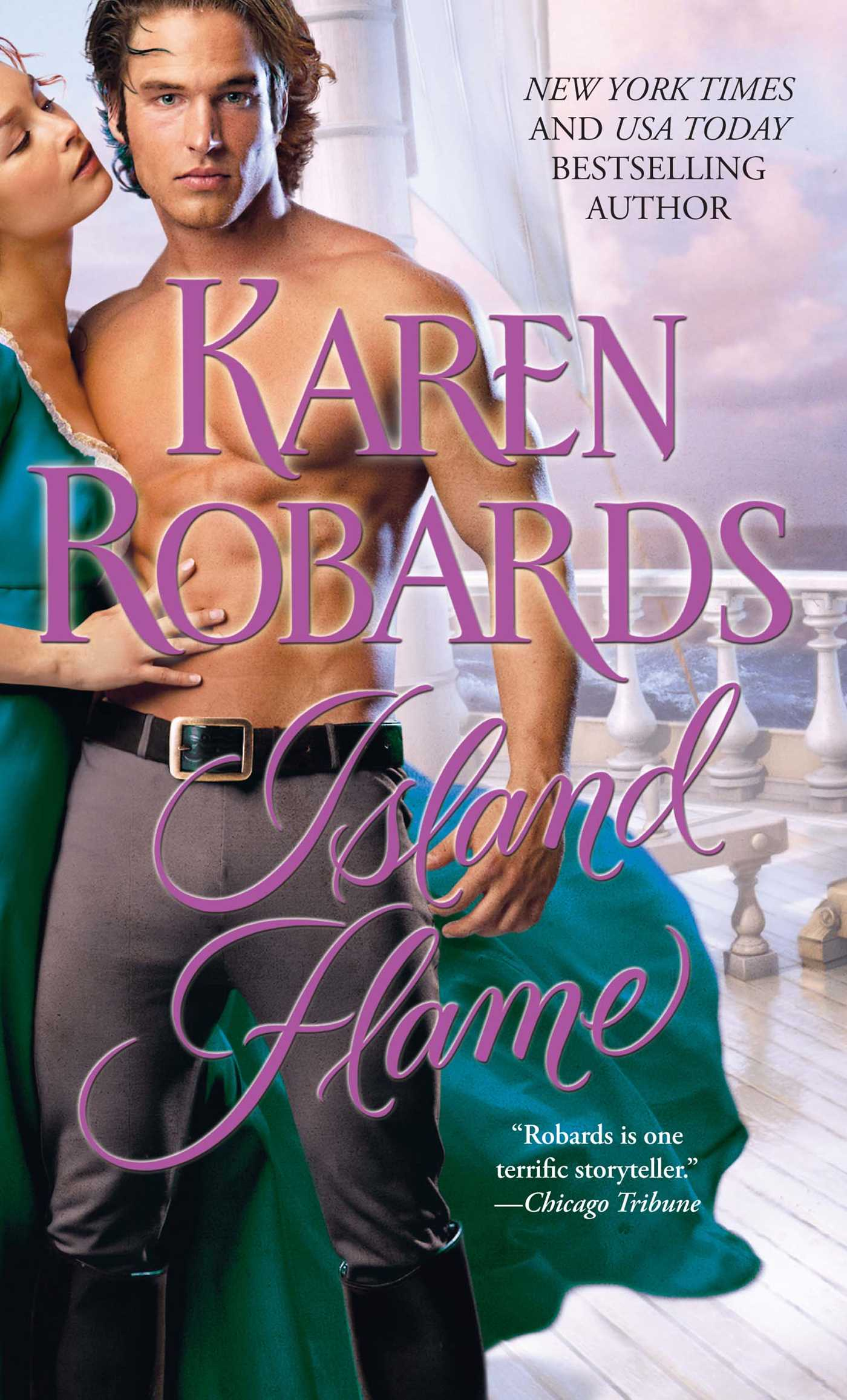 Island flame ebook by karen robards official publisher page island flame 9781451649819 hr fandeluxe Document