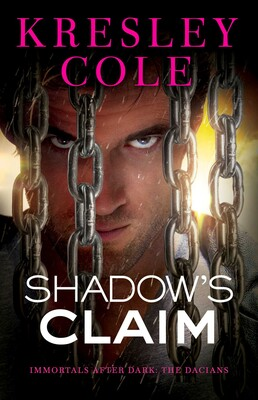 Shadow's Claim book cover