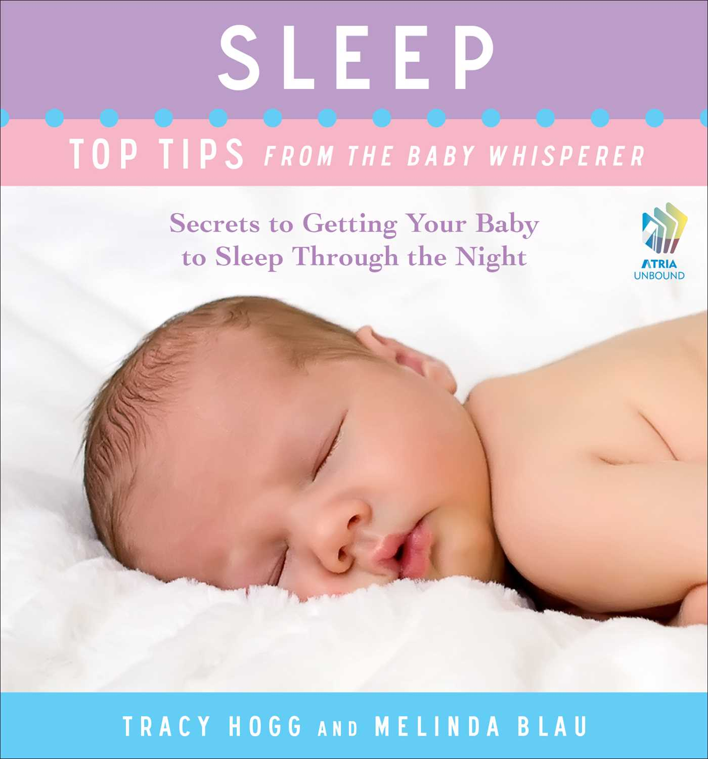Sleep top tips from the baby whisperer 9781451650365 hr