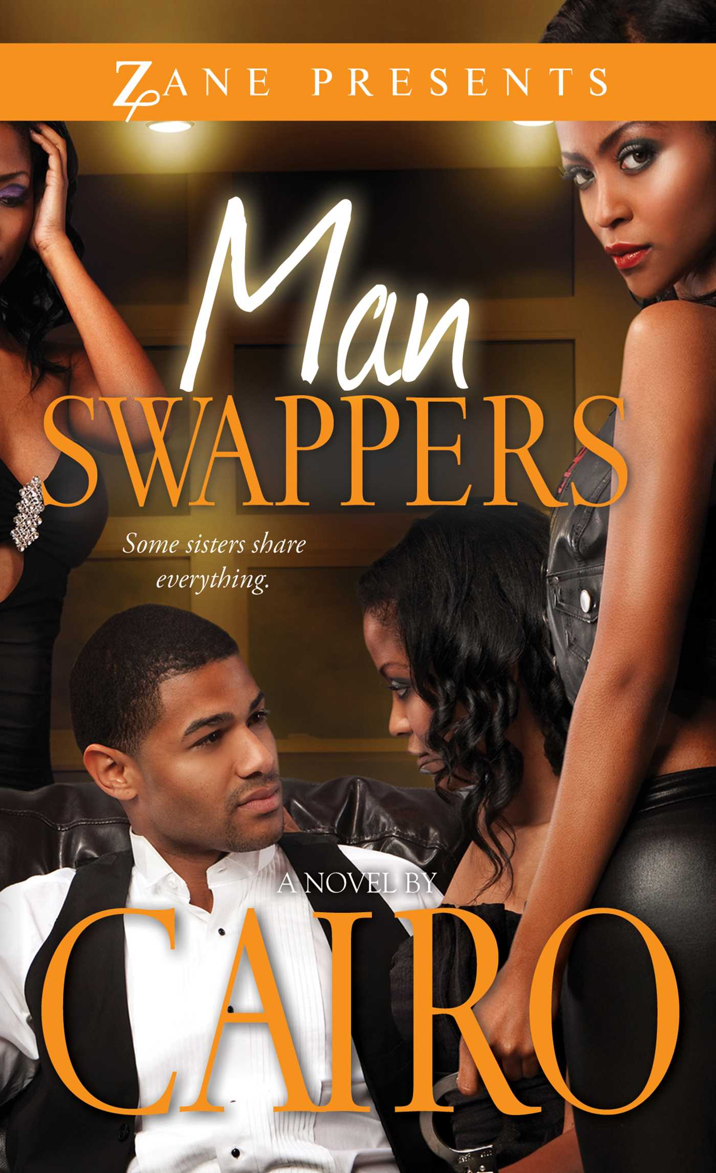 Man swappers 9781451651072 hr