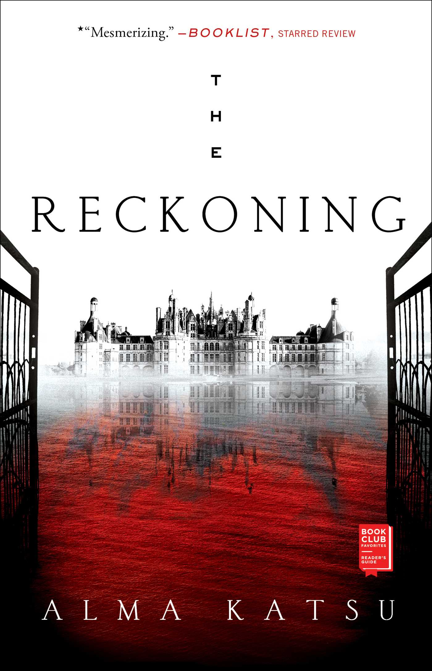 The reckoning 9781451651843 hr