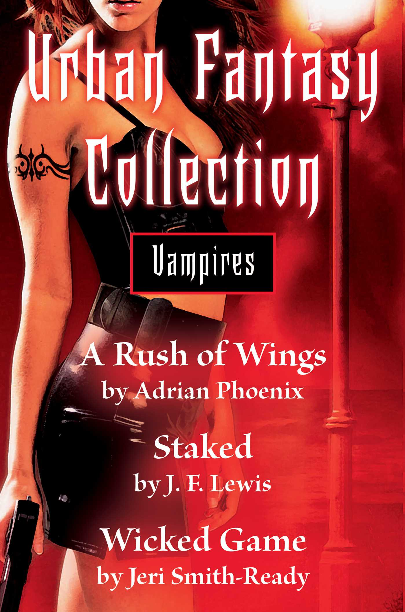 Urban fantasy collection vampires 9781451652154 hr