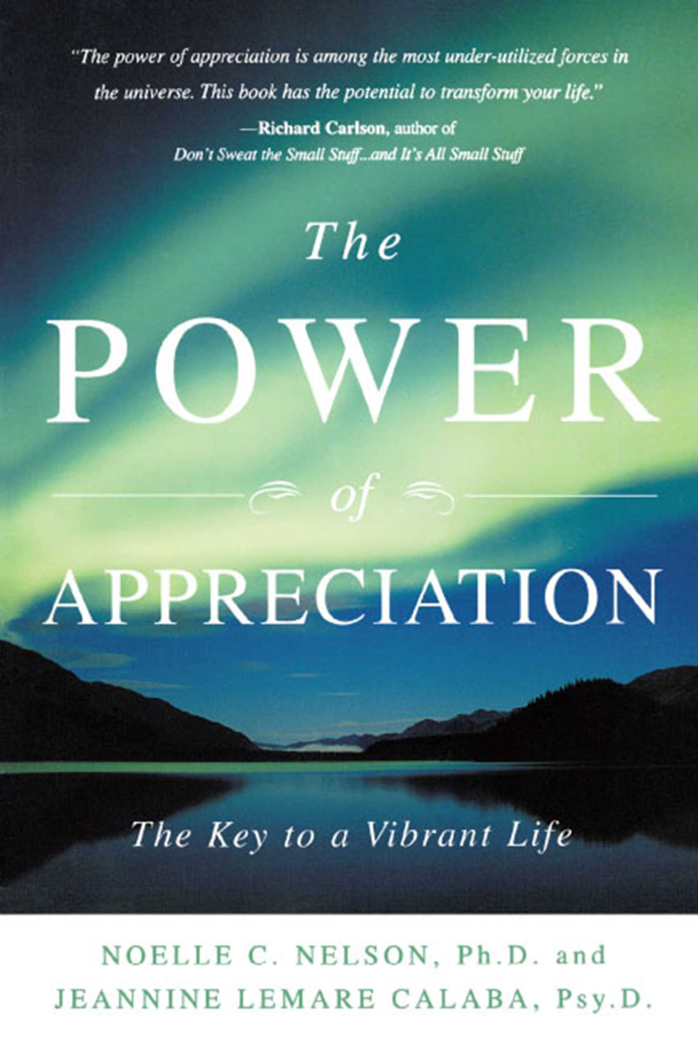 The power of appreciation 9781451654318 hr