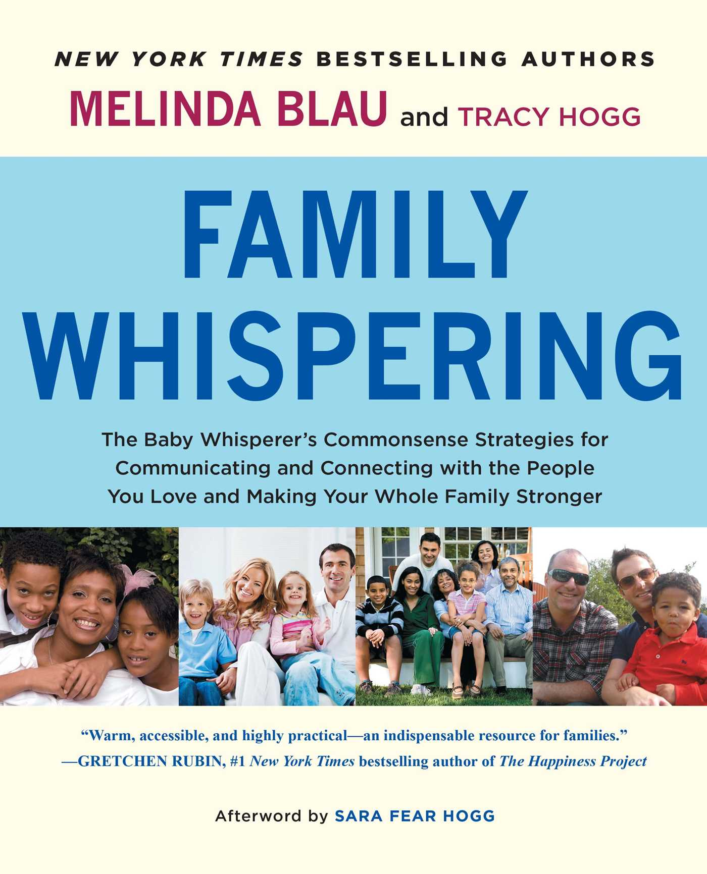 Family whispering 9781451654509 hr