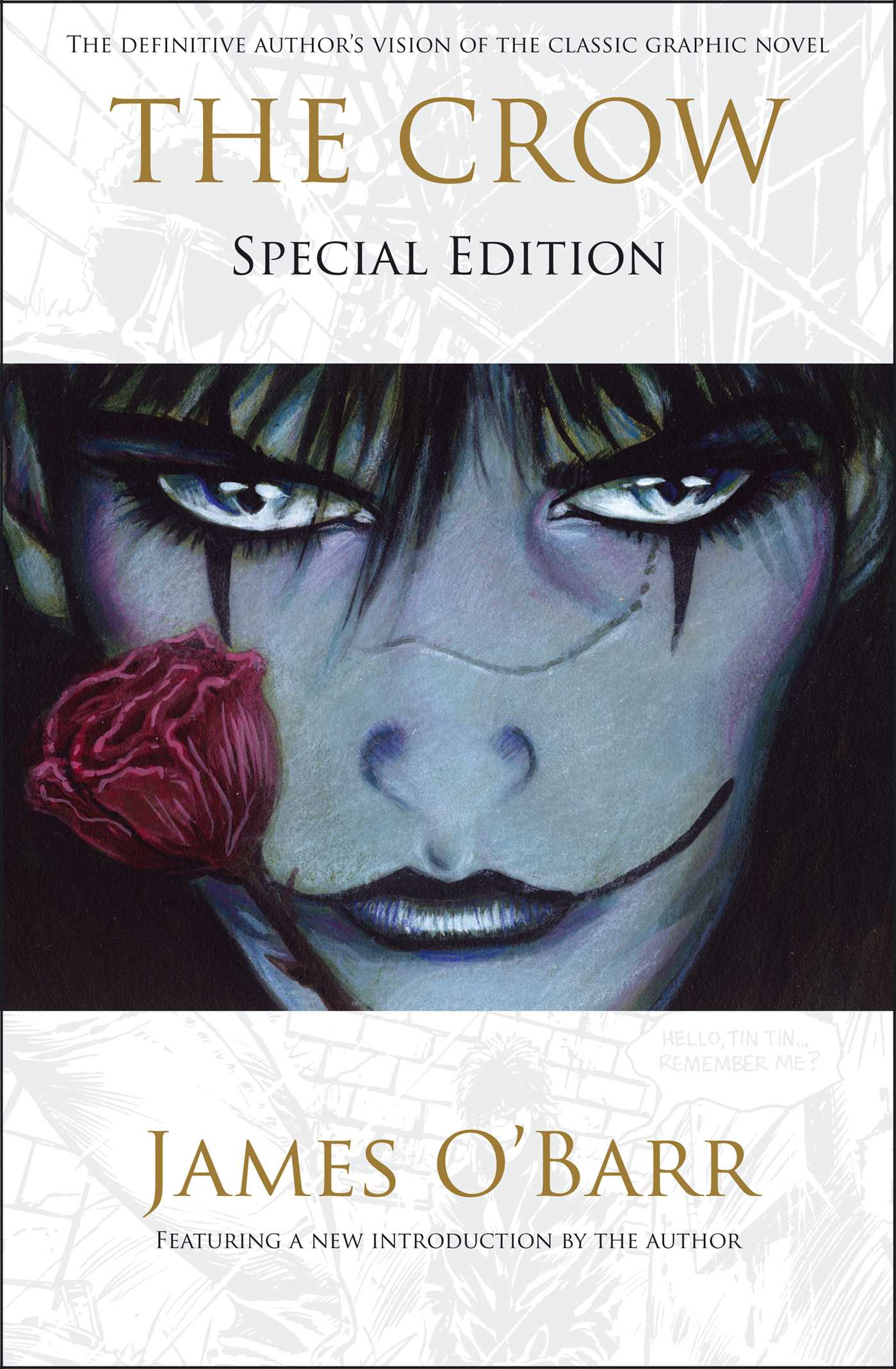 The crow special edition 9781451654554 hr