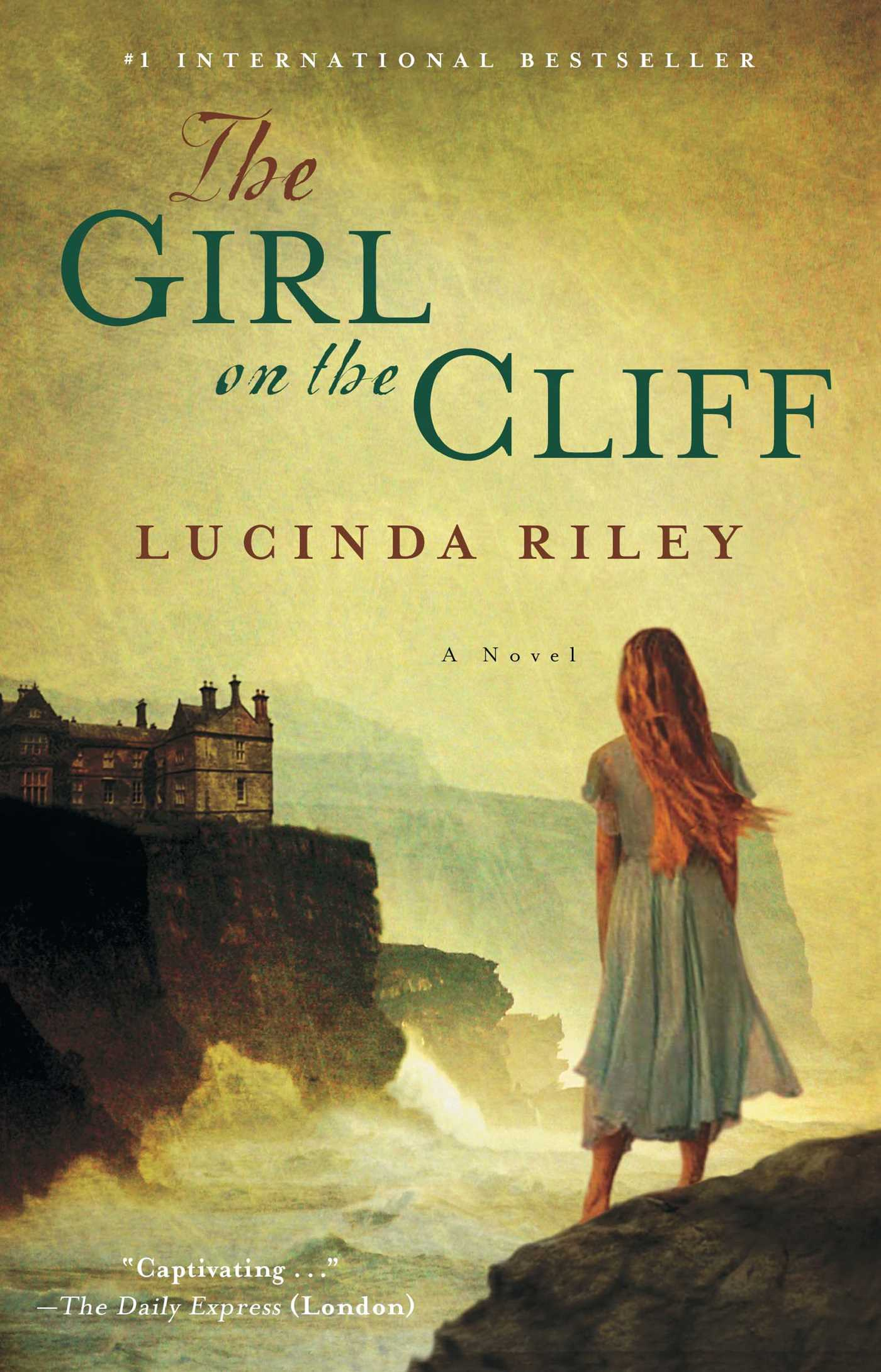 The girl on the cliff 9781451655858 hr