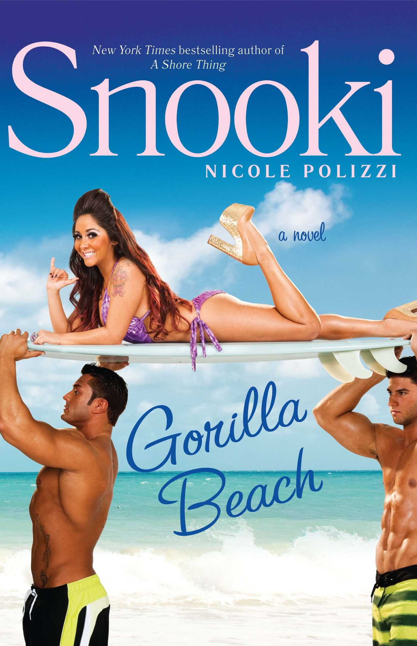 Gorilla beach 9781451657104 hr