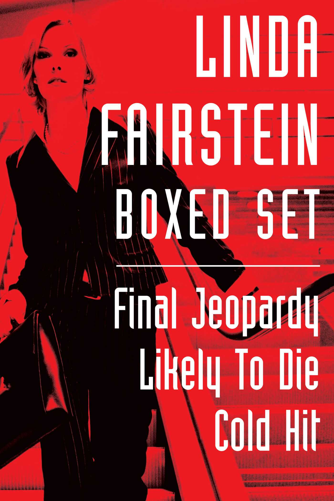 Linda fairstein boxed set 9781451657289 hr