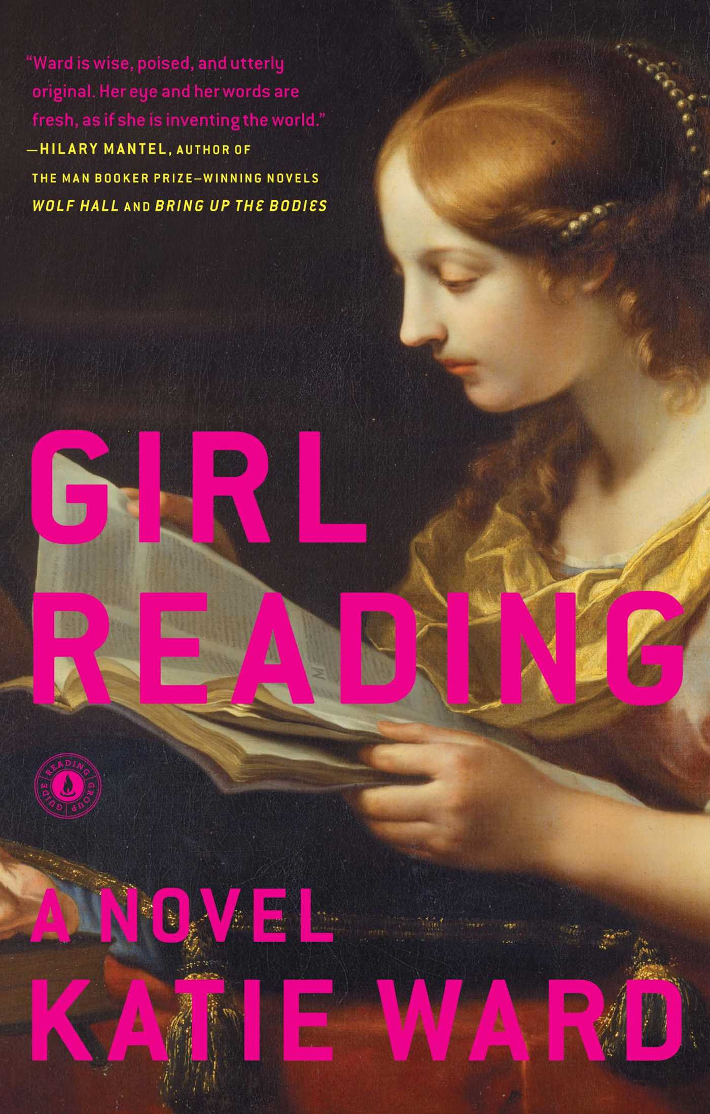 Girl reading 9781451657326 hr