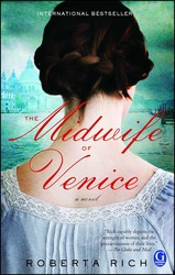 Midwife of Venice book cover