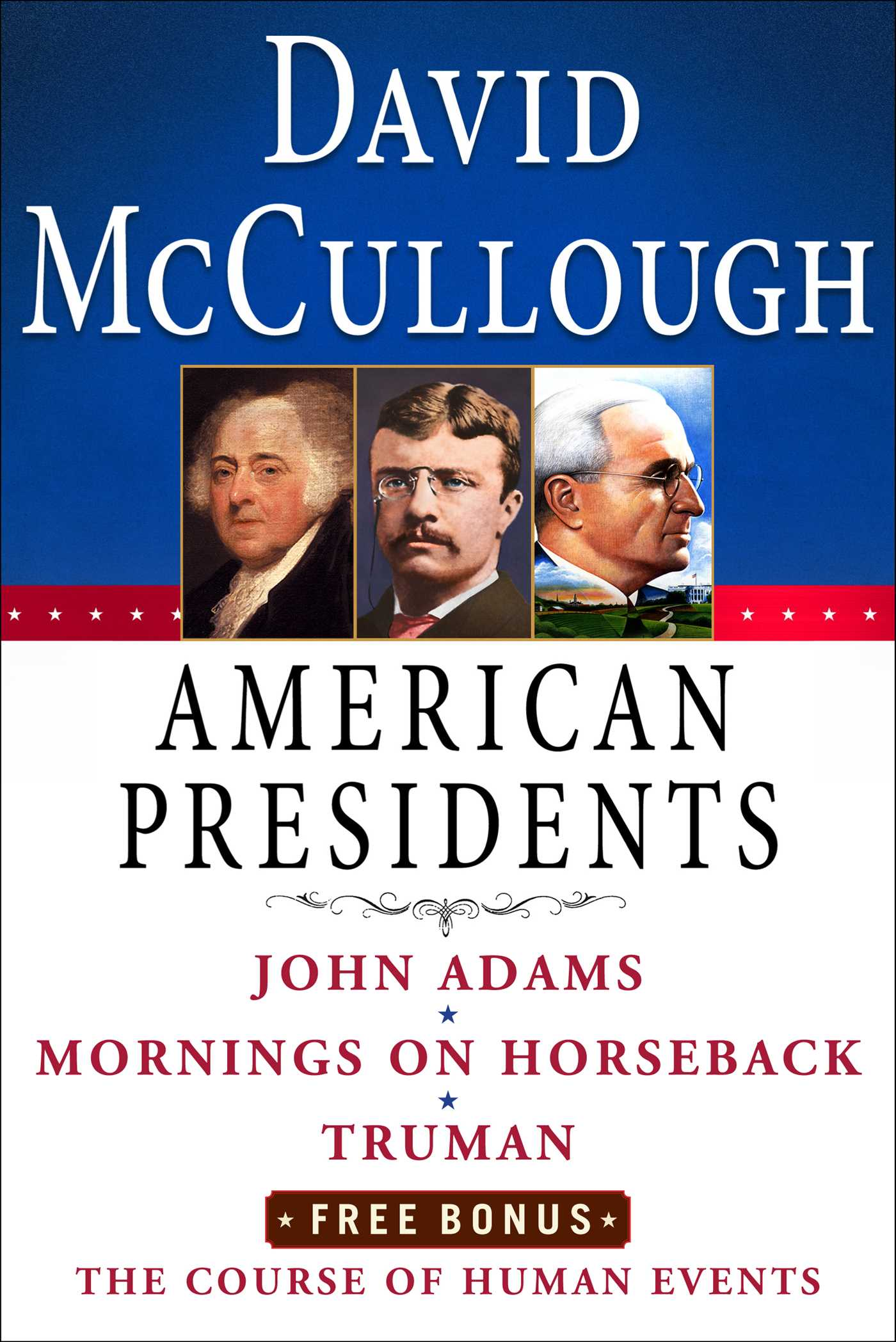 David Mccullough American Presidents Ebook Box Set