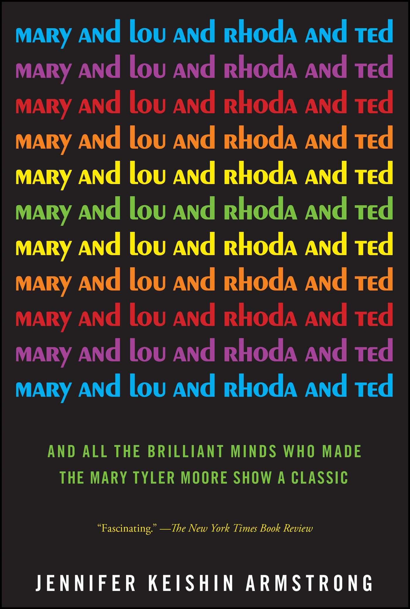 Mary and lou and rhoda and ted 9781451659238 hr